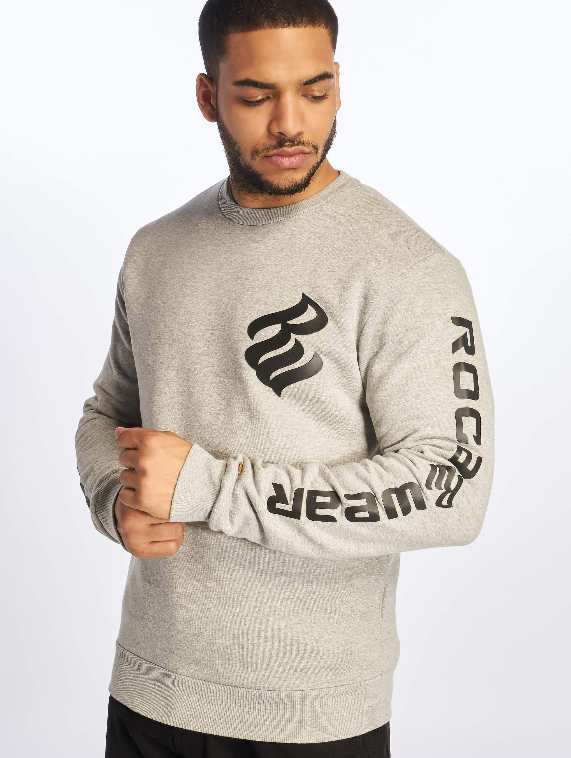Rocawear / Jumper Printed in grey S