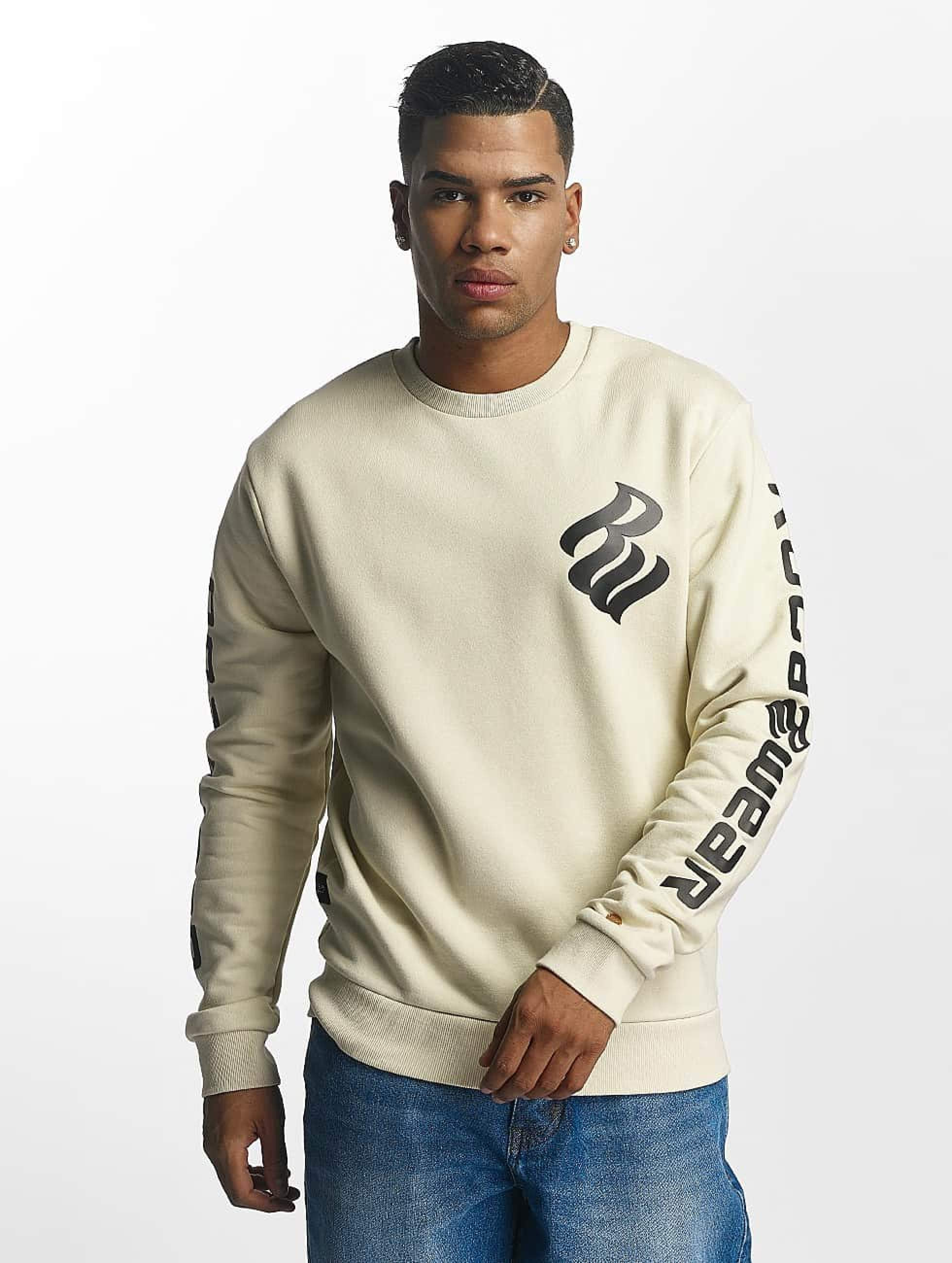 Rocawear / Jumper Printed in beige S