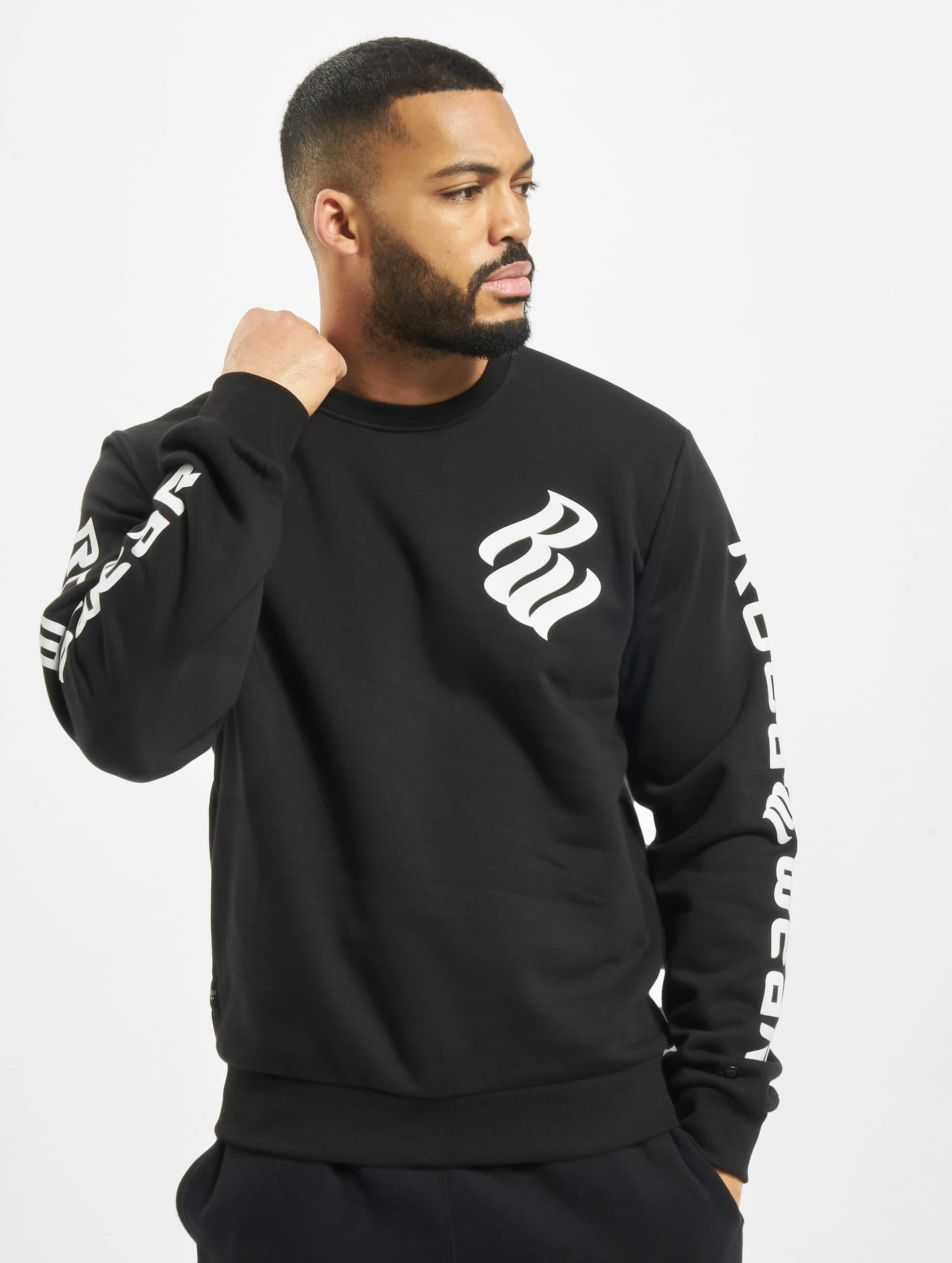 Rocawear / Jumper Printed in black 4XL