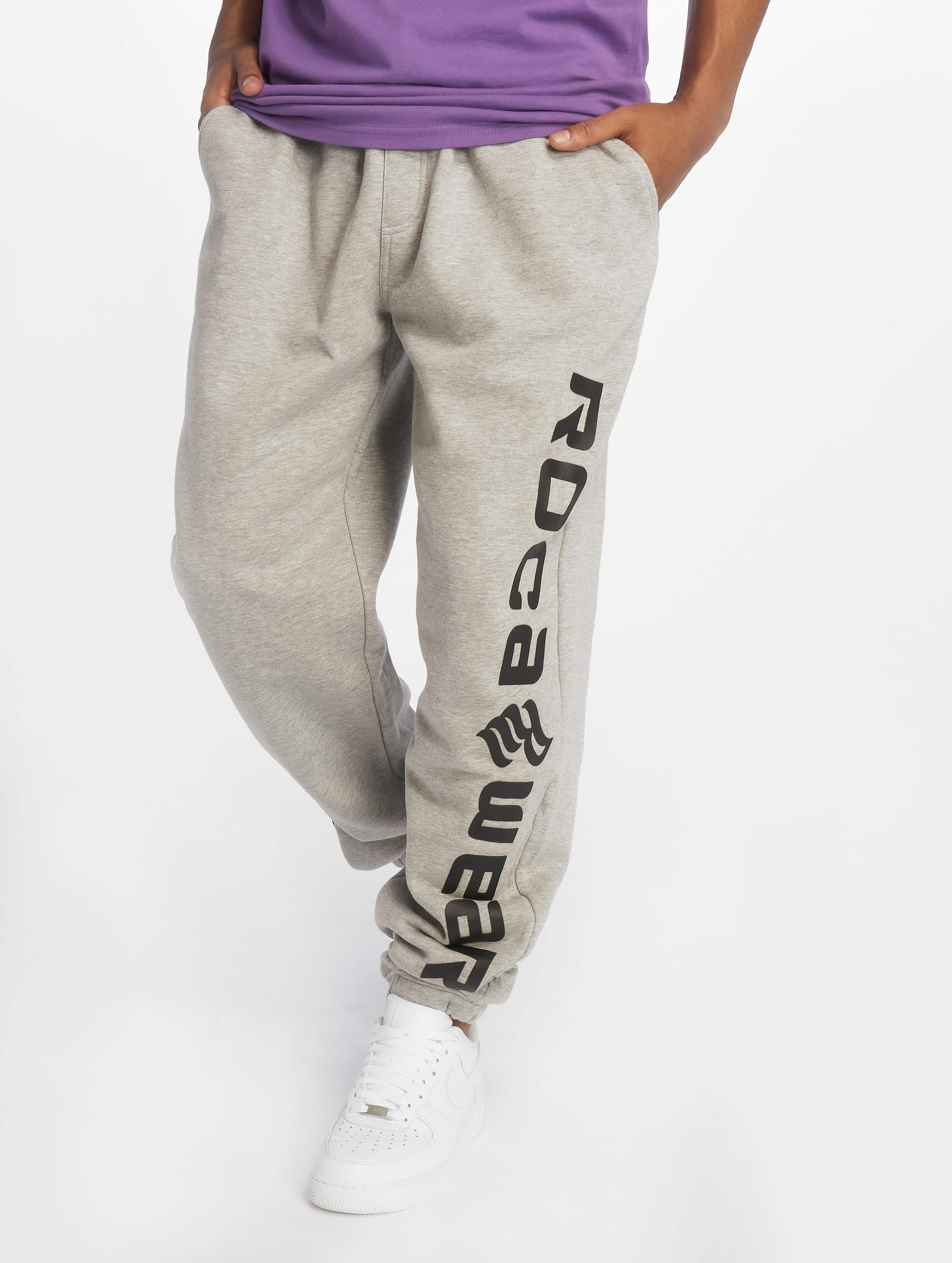 Rocawear / Sweat Pant Basic in grey XL