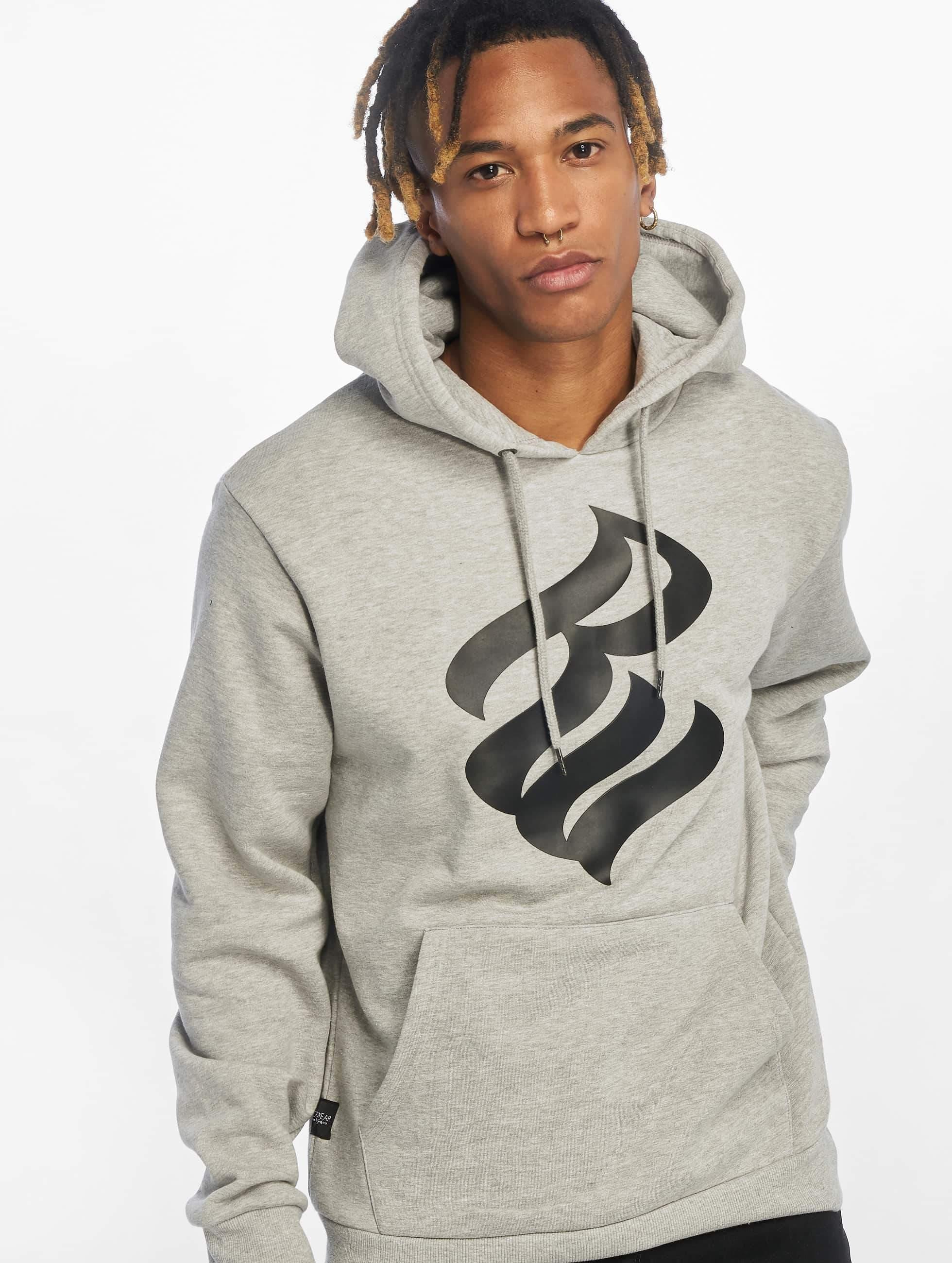Rocawear / Hoodie Basic in grey S