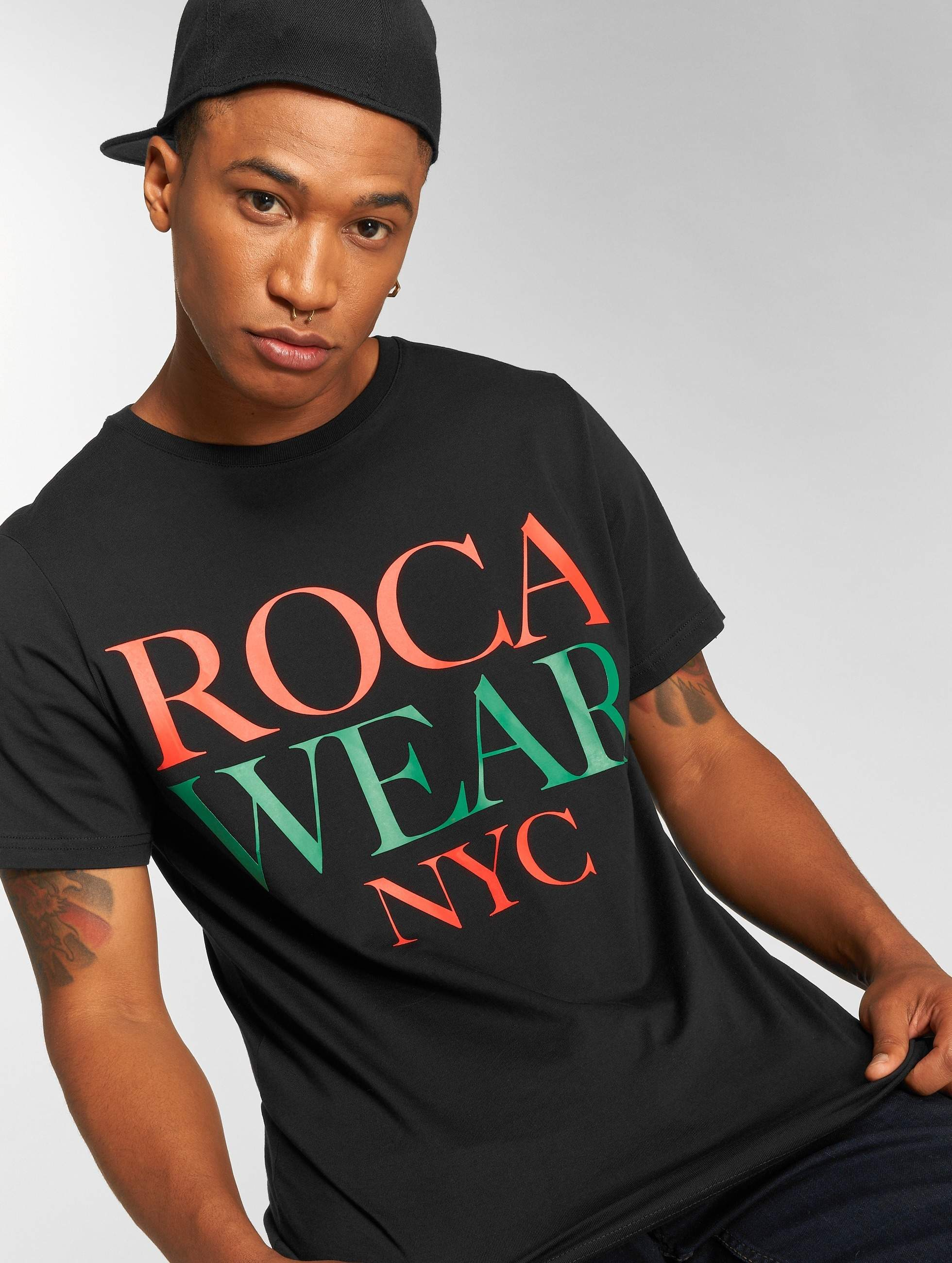 Rocawear / T-Shirt NYC in black S
