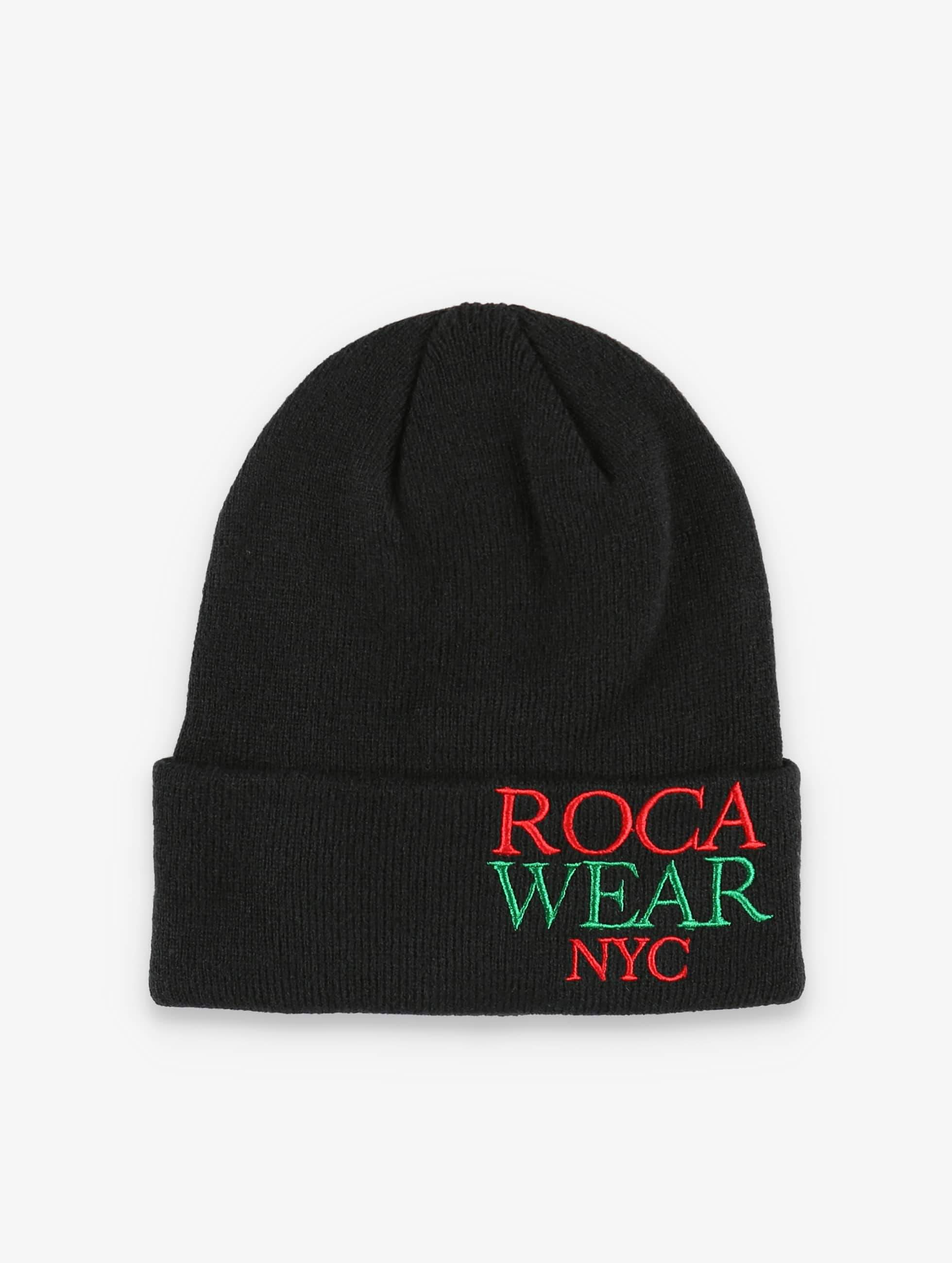 Rocawear / Beanie NYC in black One Size