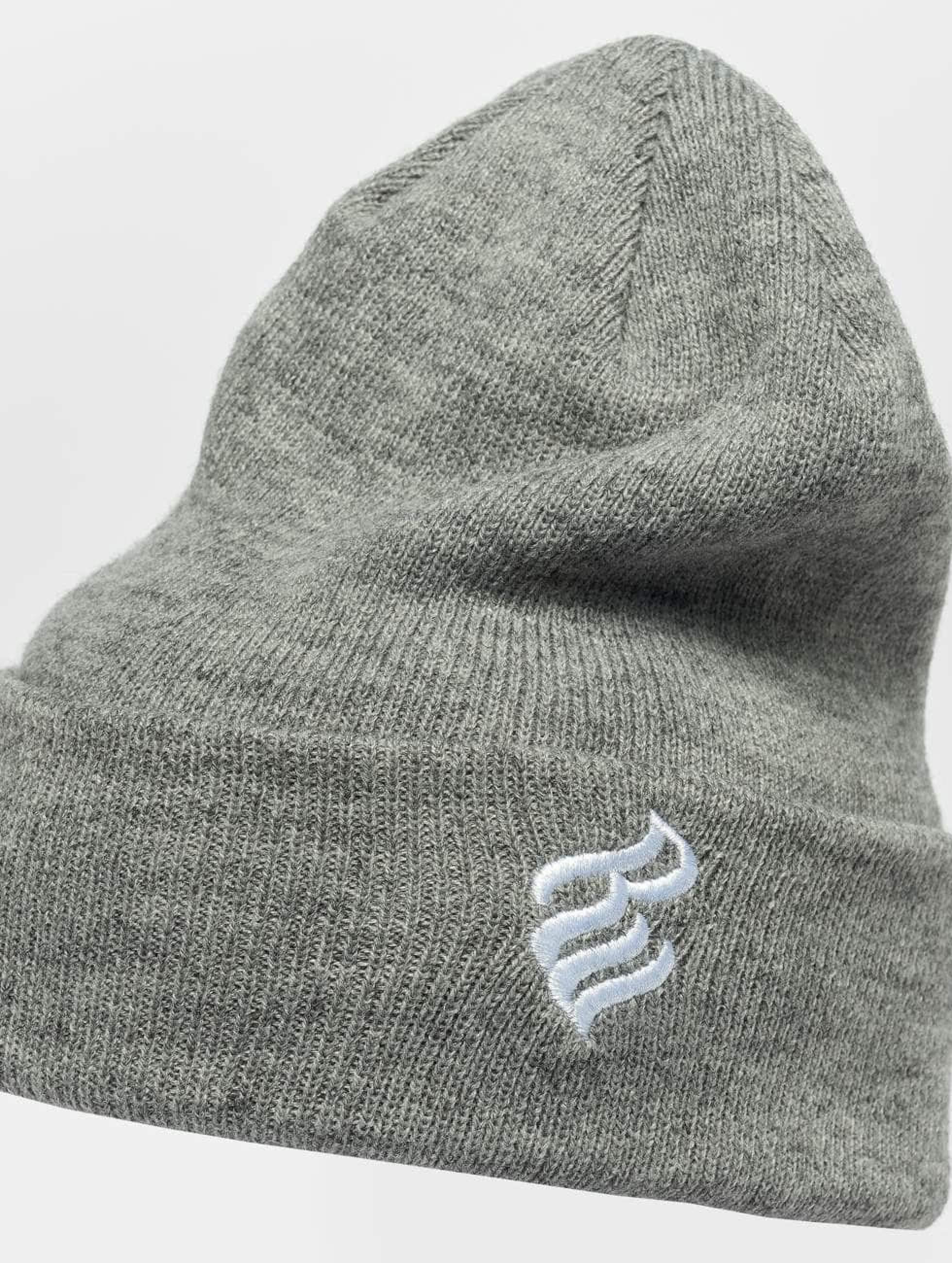 Rocawear / Beanie Logo in grey One Size