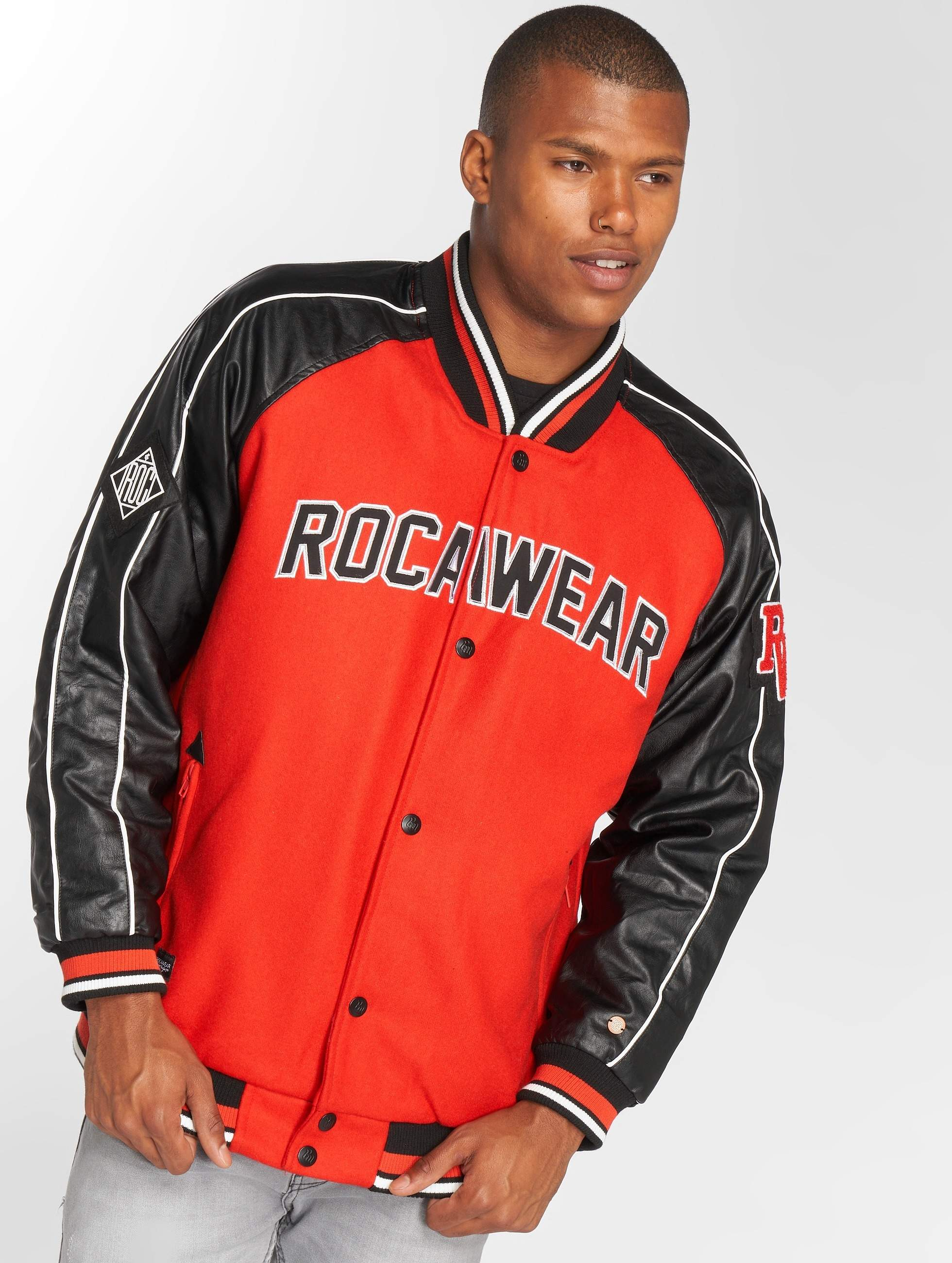 Rocawear / Bomber jacket Bomber in red L