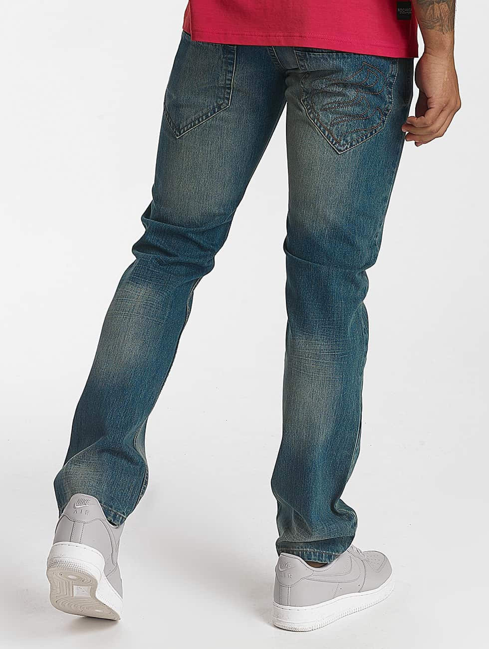 Jeans Jean Homme Droite Coupe Relax Fit Rocawear a1TwWvqwU