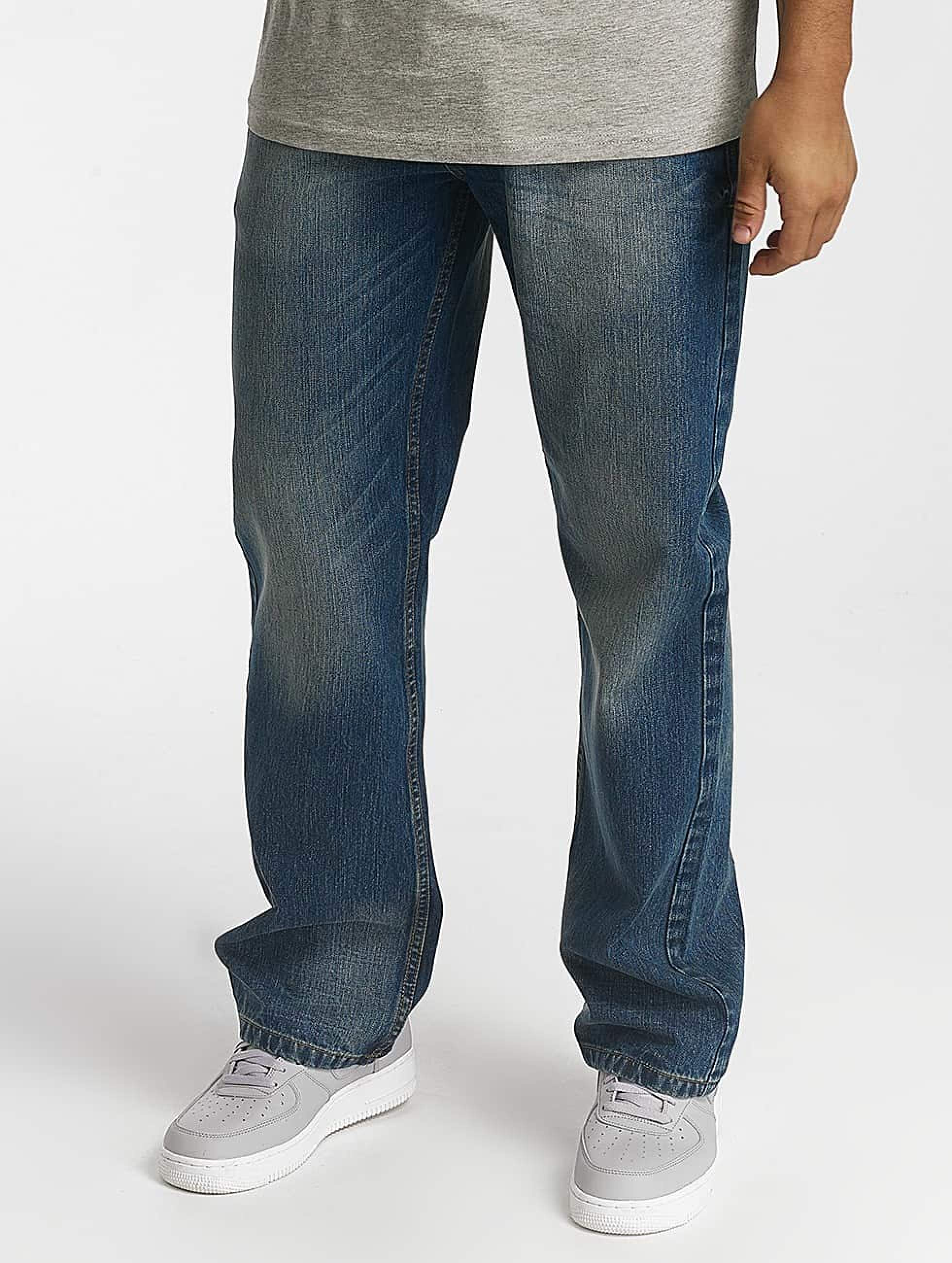 Rocawear / Loose Fit Jeans Loose Fit in blue W 40