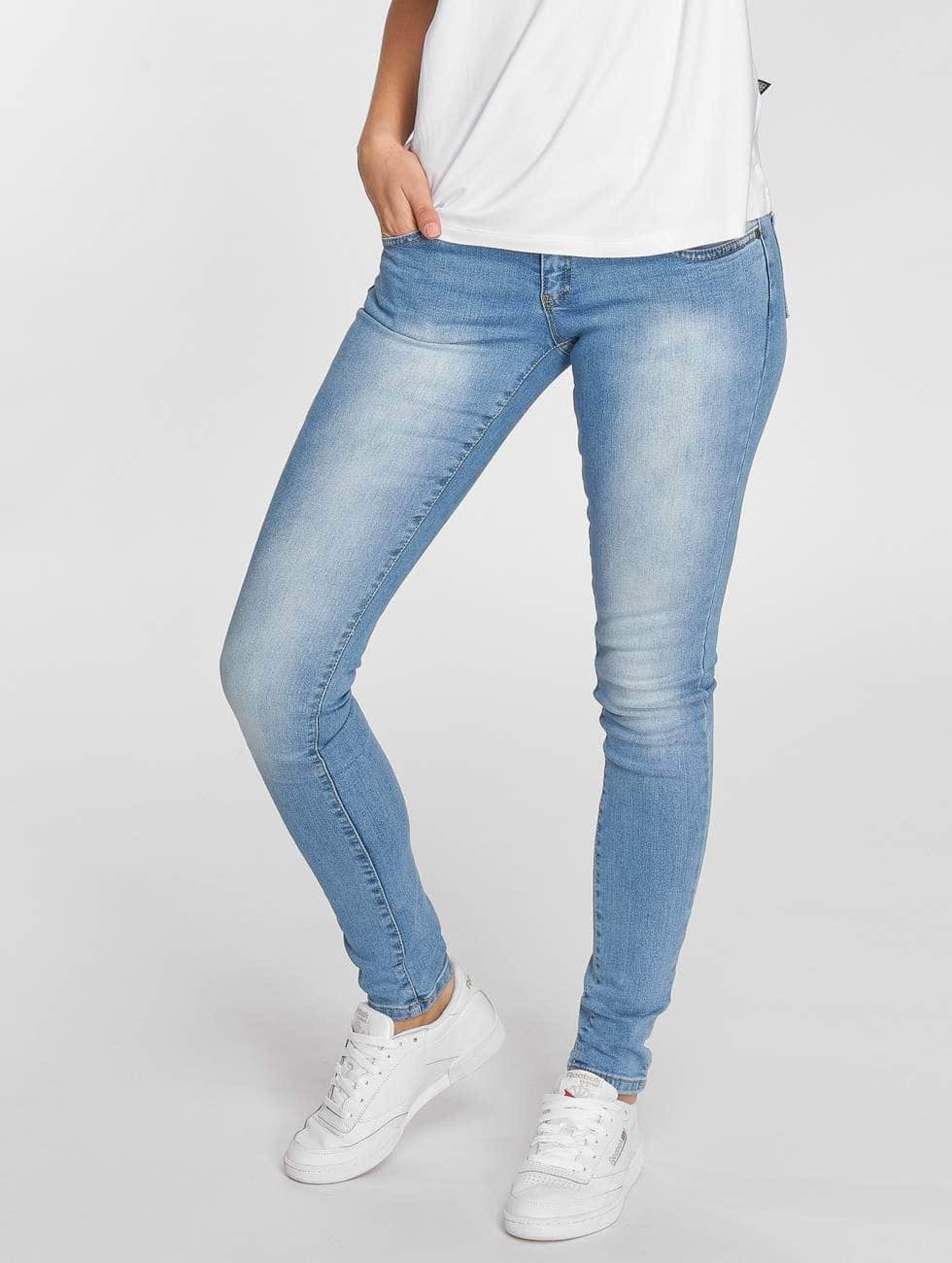 Just Rhyse / Skinny Jeans Blossom in blue W 32