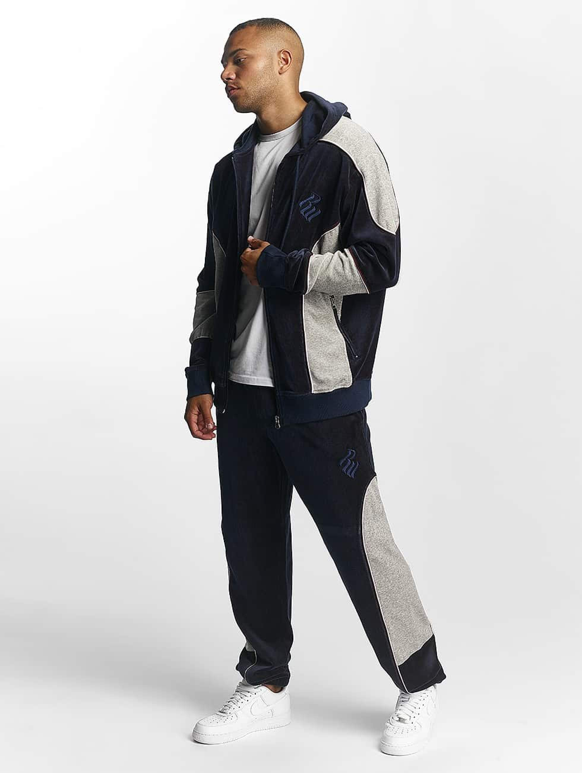 Rocawear / Suits Velour Set in blue S