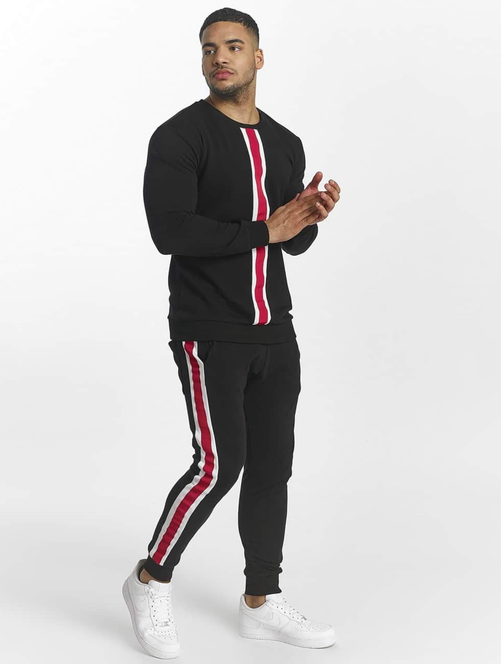 DEF / Suits Lampro in black XL