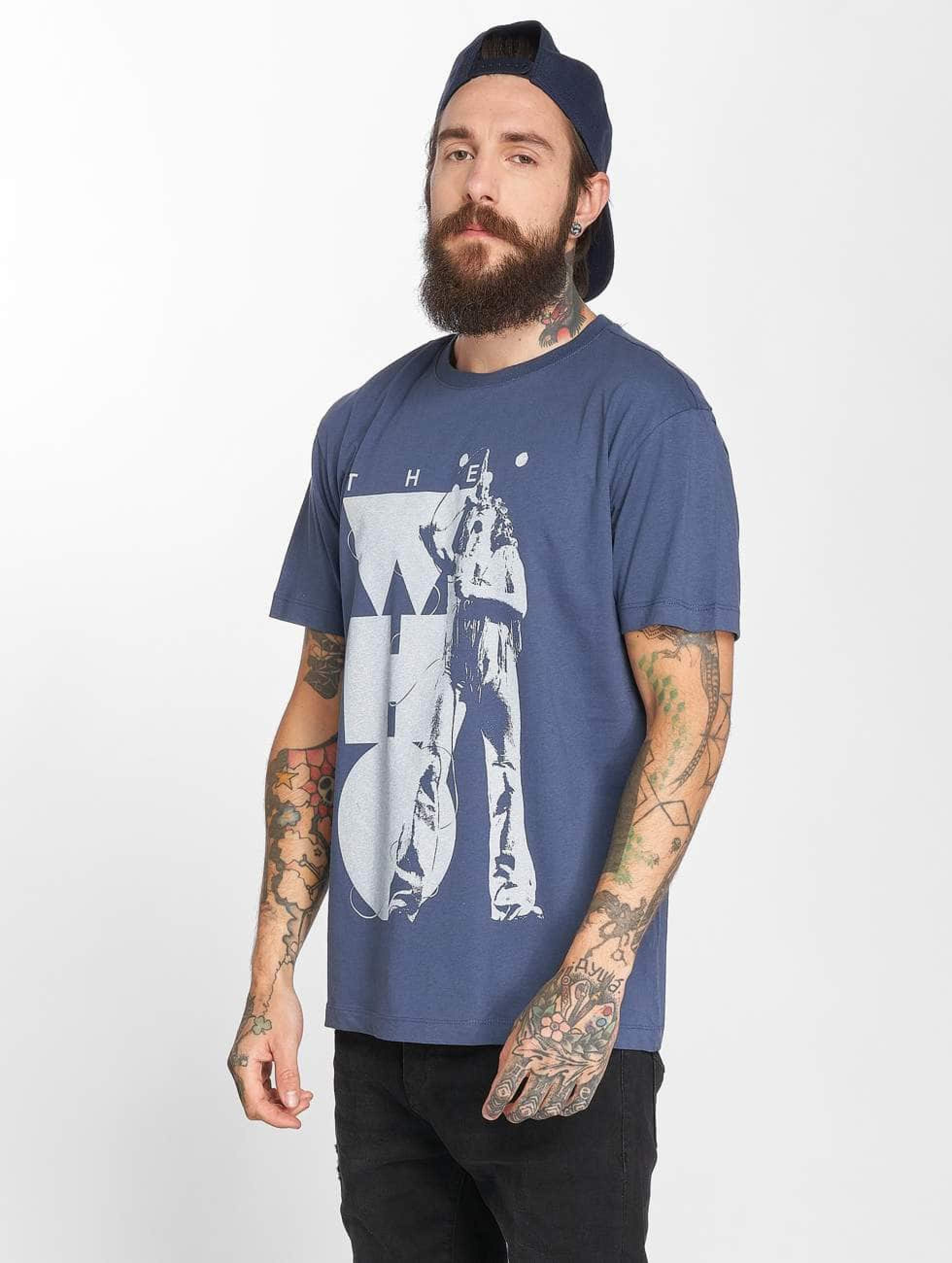 Amplified | The Who Daltry Tassles indigo Homme T-Shirt