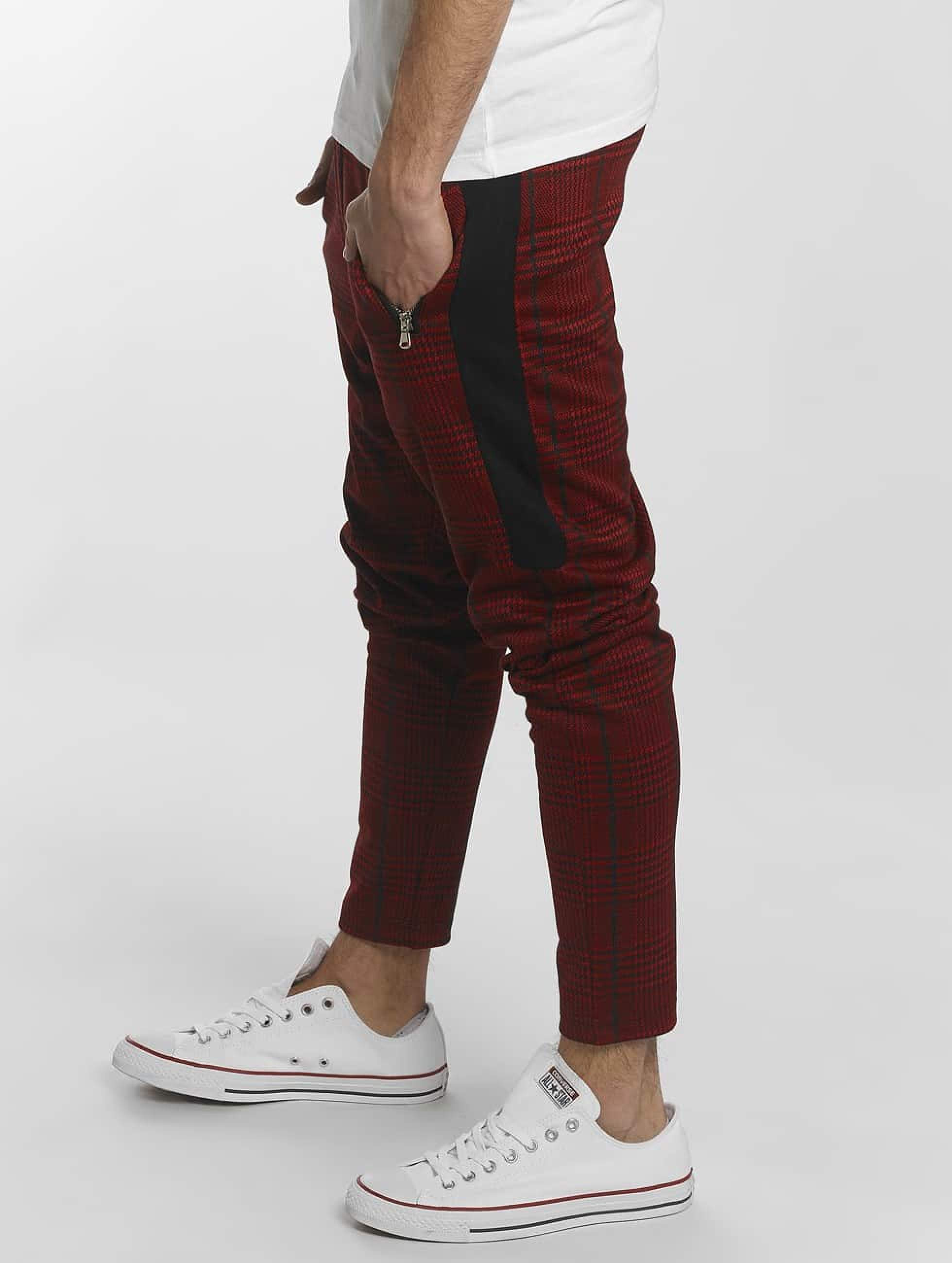 Bangastic / Sweat Pant Santo in red 3XL