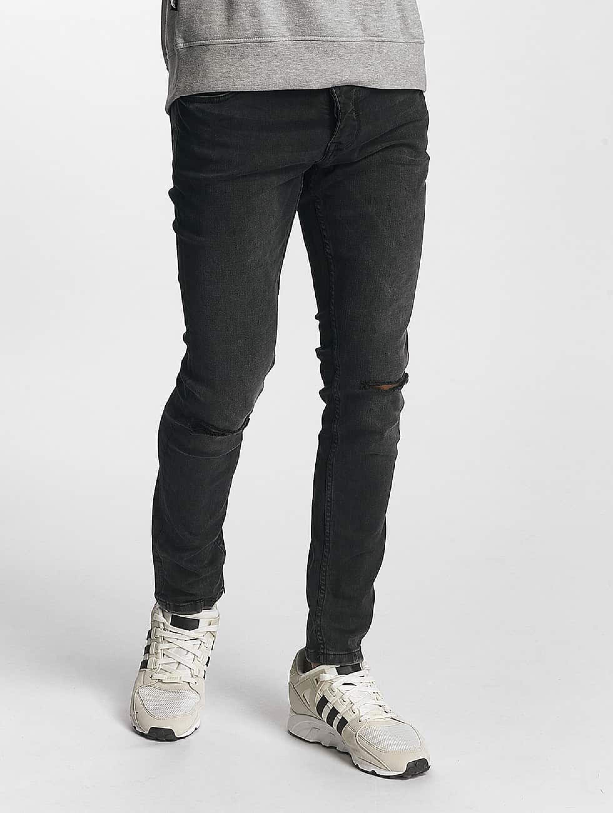 2Y / Slim Fit Jeans Ethan in grey W 36