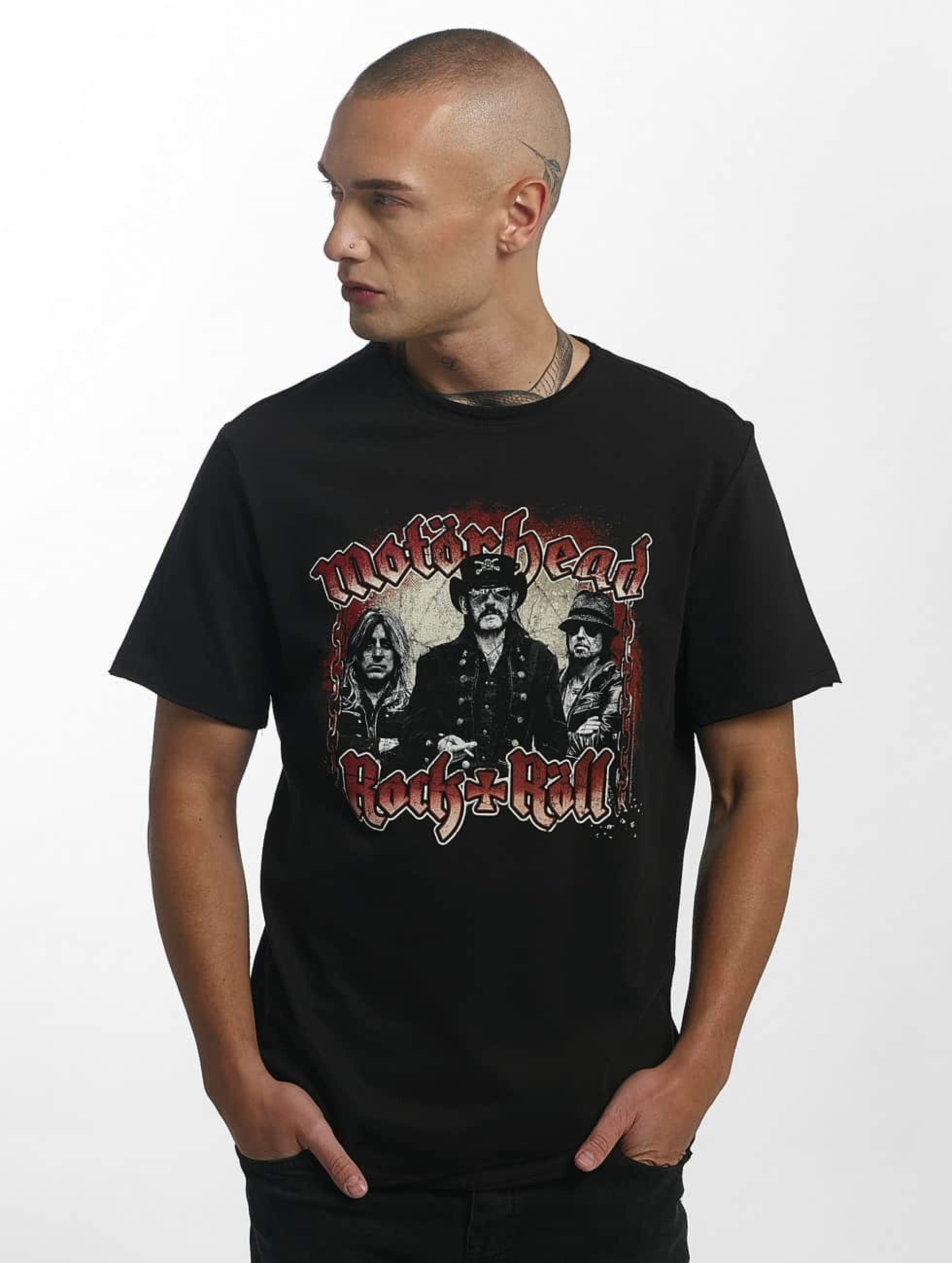 Amplified | Motorhead noir Homme T-Shirt