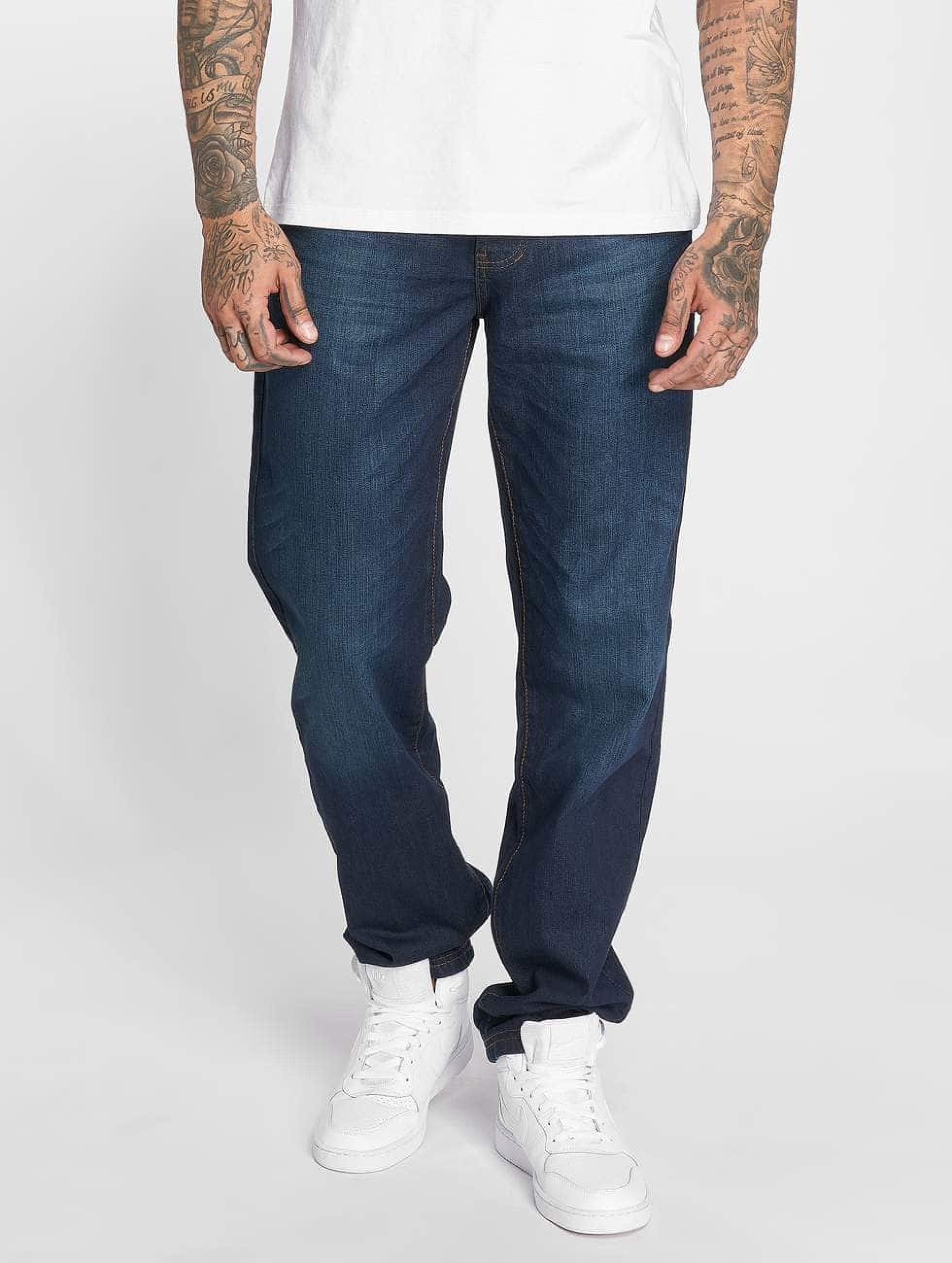 Thug Life / Carrot Fit Jeans B . Denim in blue W 32 L 34