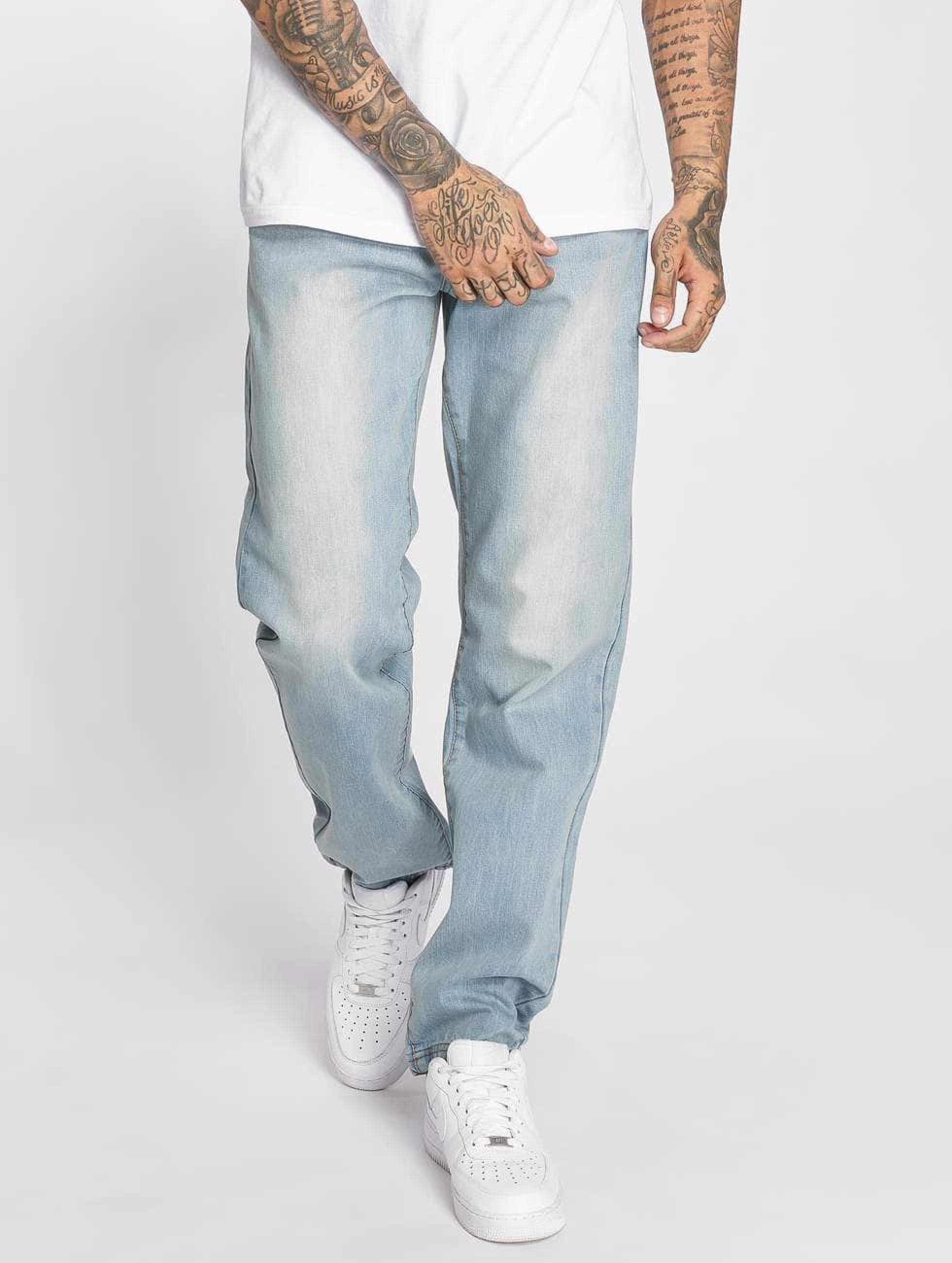 Thug Life / Carrot Fit Jeans B . Denim in blue W 33 L 34