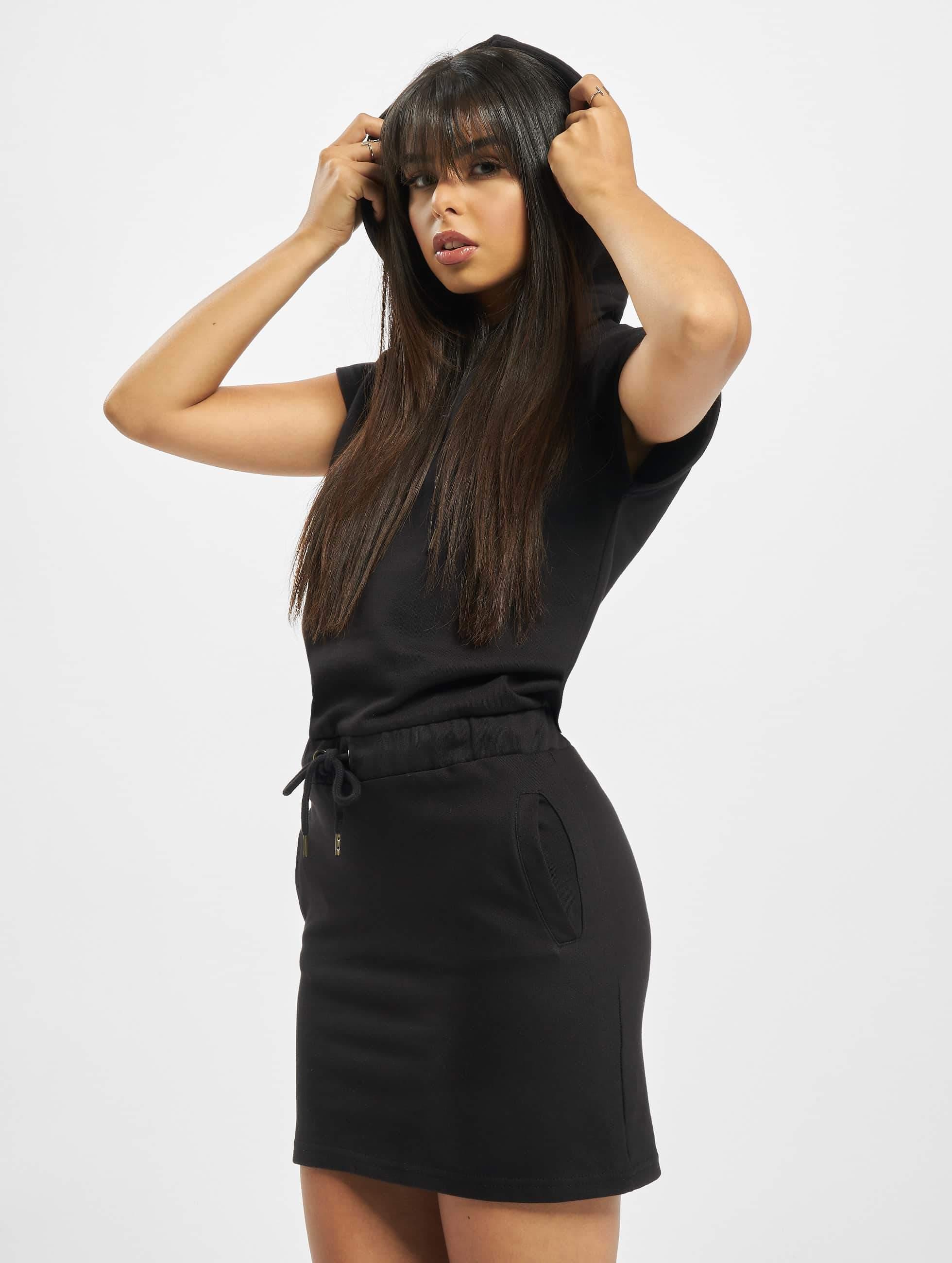 DEF / Dress Alina in black XL