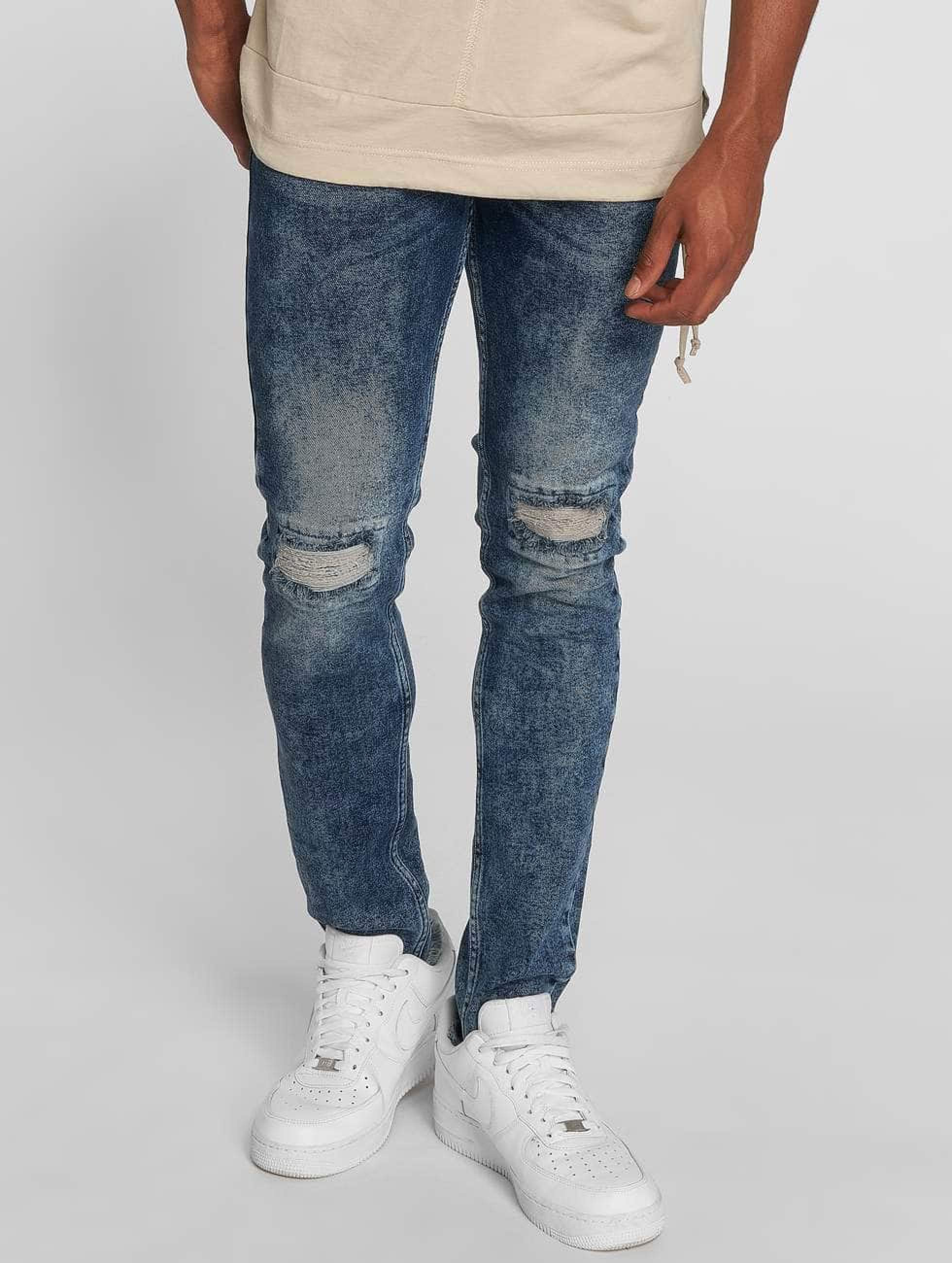Bangastic / Slim Fit Jeans Alonzo in blue W 38