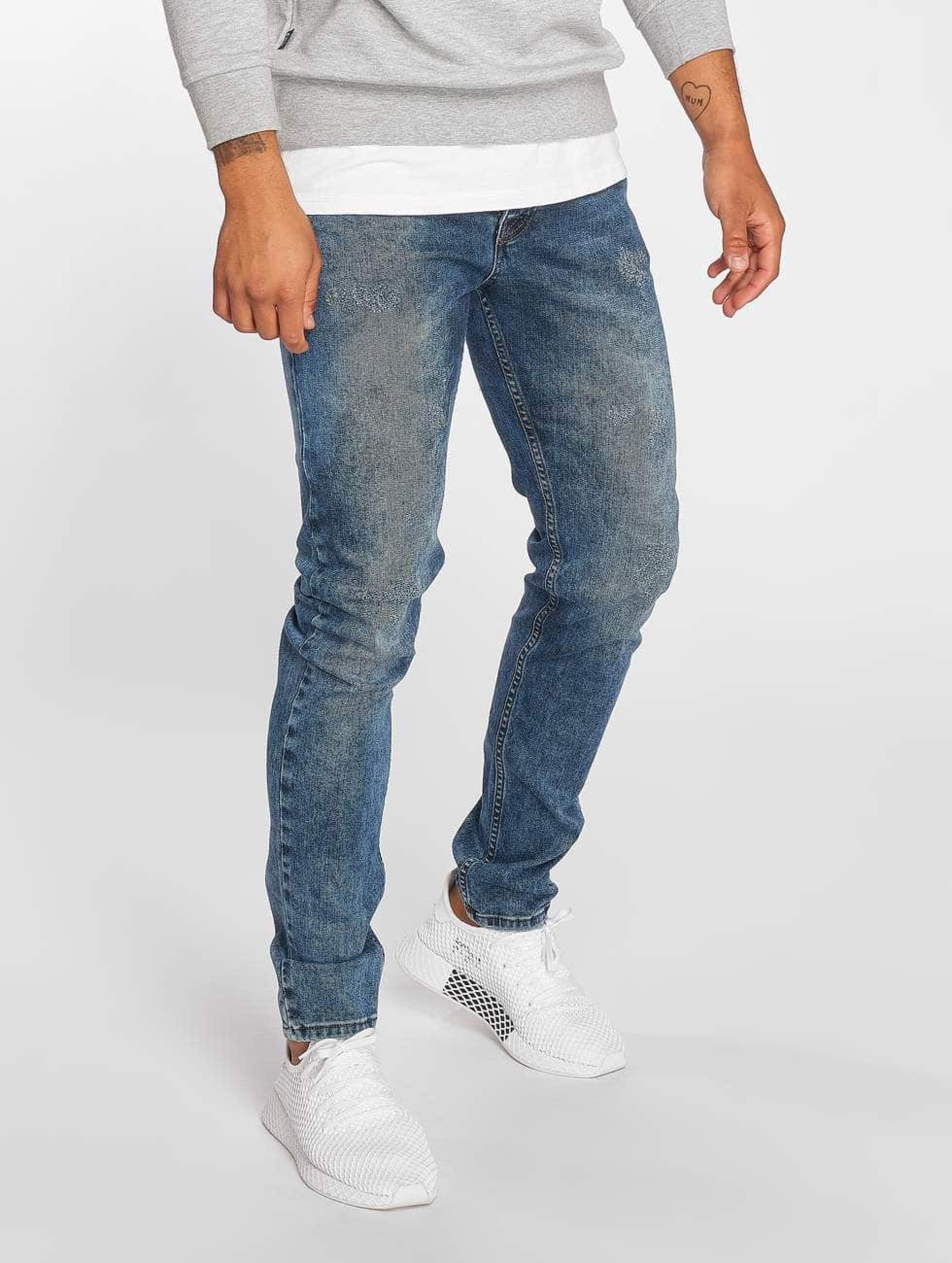 Bangastic / Slim Fit Jeans Clay in blue W 32