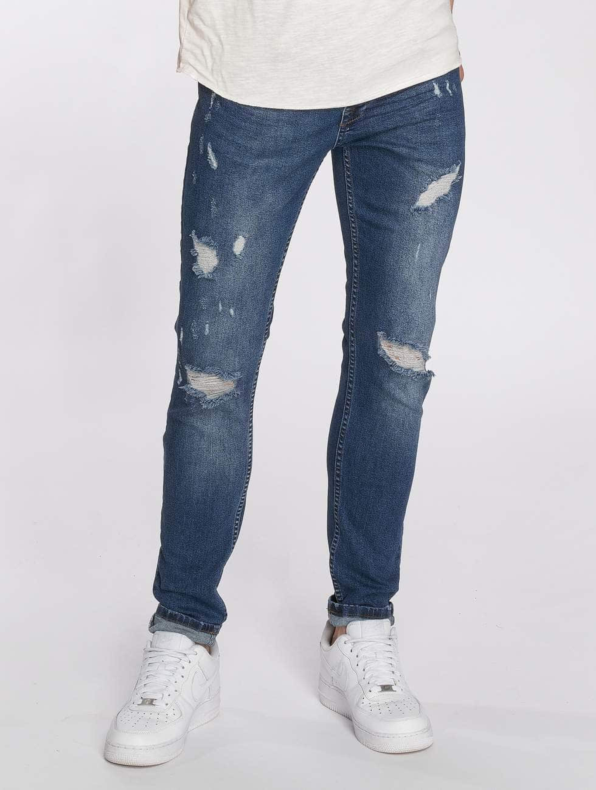 Bangastic / Slim Fit Jeans Jay in blue W 34