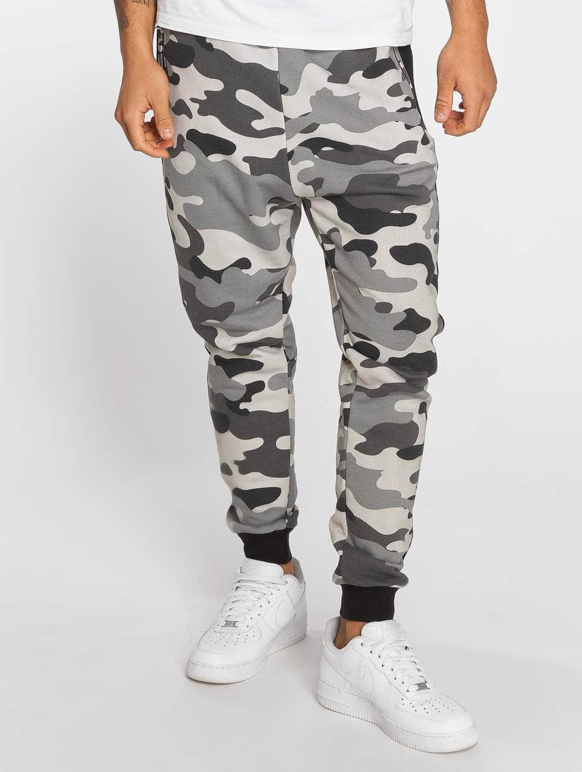 Bangastic / Sweat Pant Bruce in camouflage 2XL