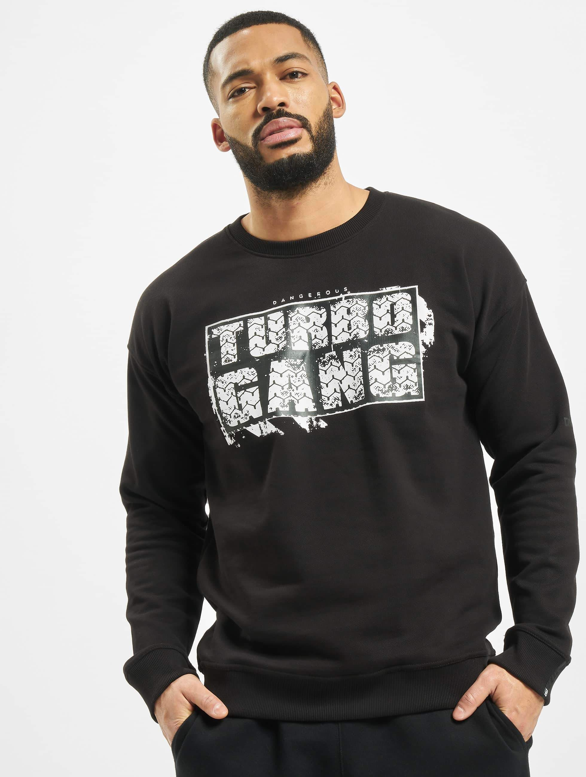 Dangerous DNGRS / Jumper Turbogrunch Crewneck in black L