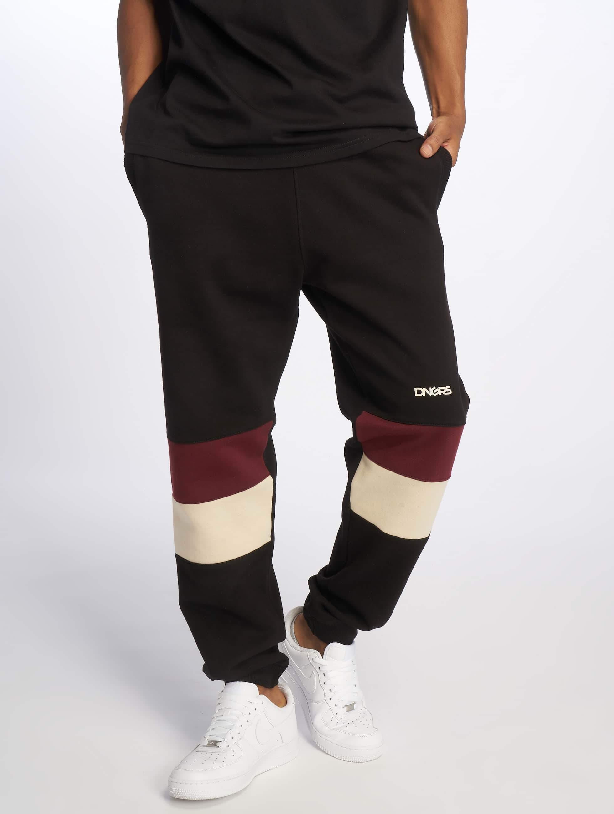 Dangerous DNGRS / Sweat Pant Harmony in black XL