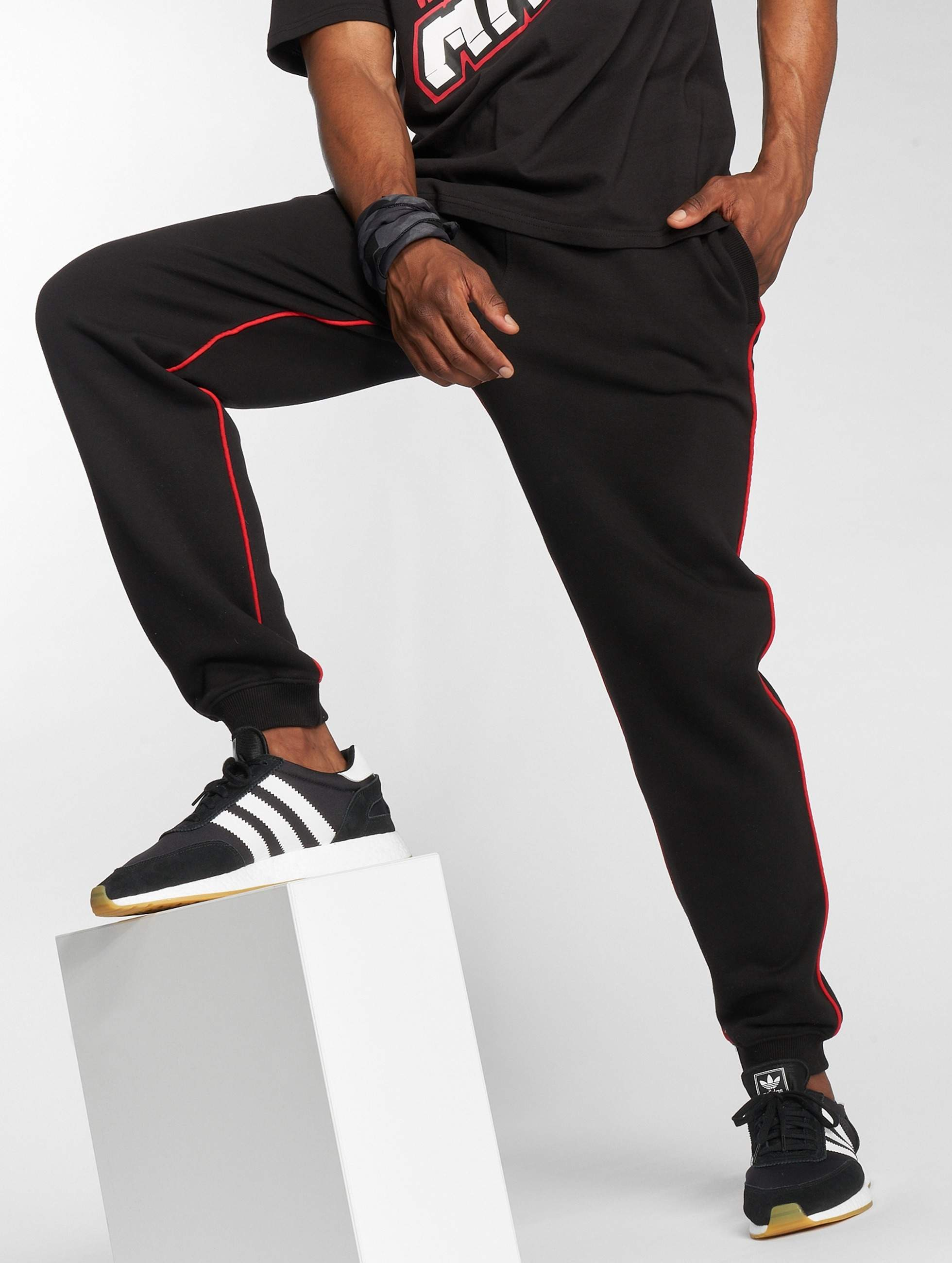 Dangerous DNGRS / Sweat Pant TwoKnives in black S