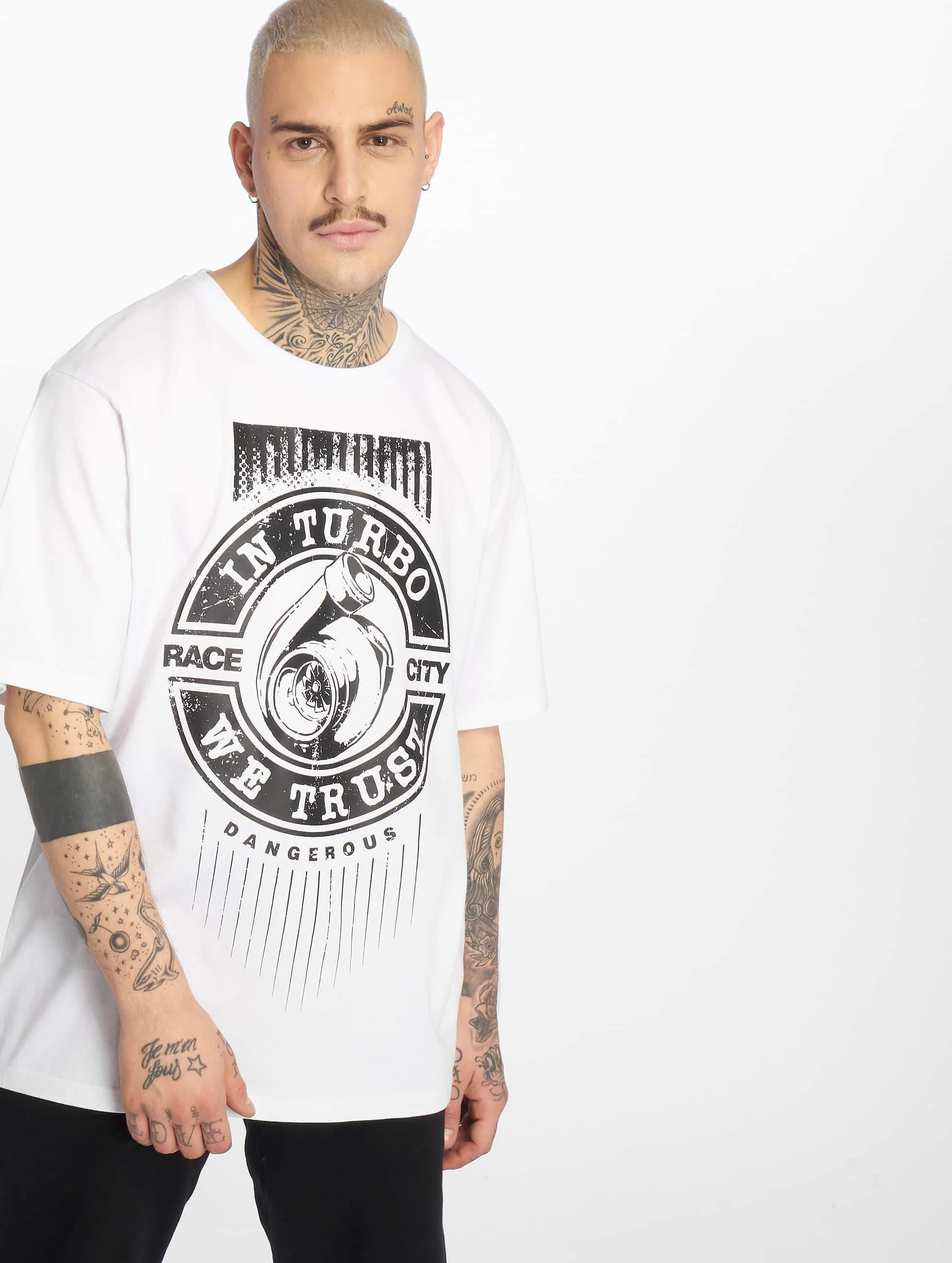 Dangerous DNGRS / T-Shirt Trustboost in white 2XL
