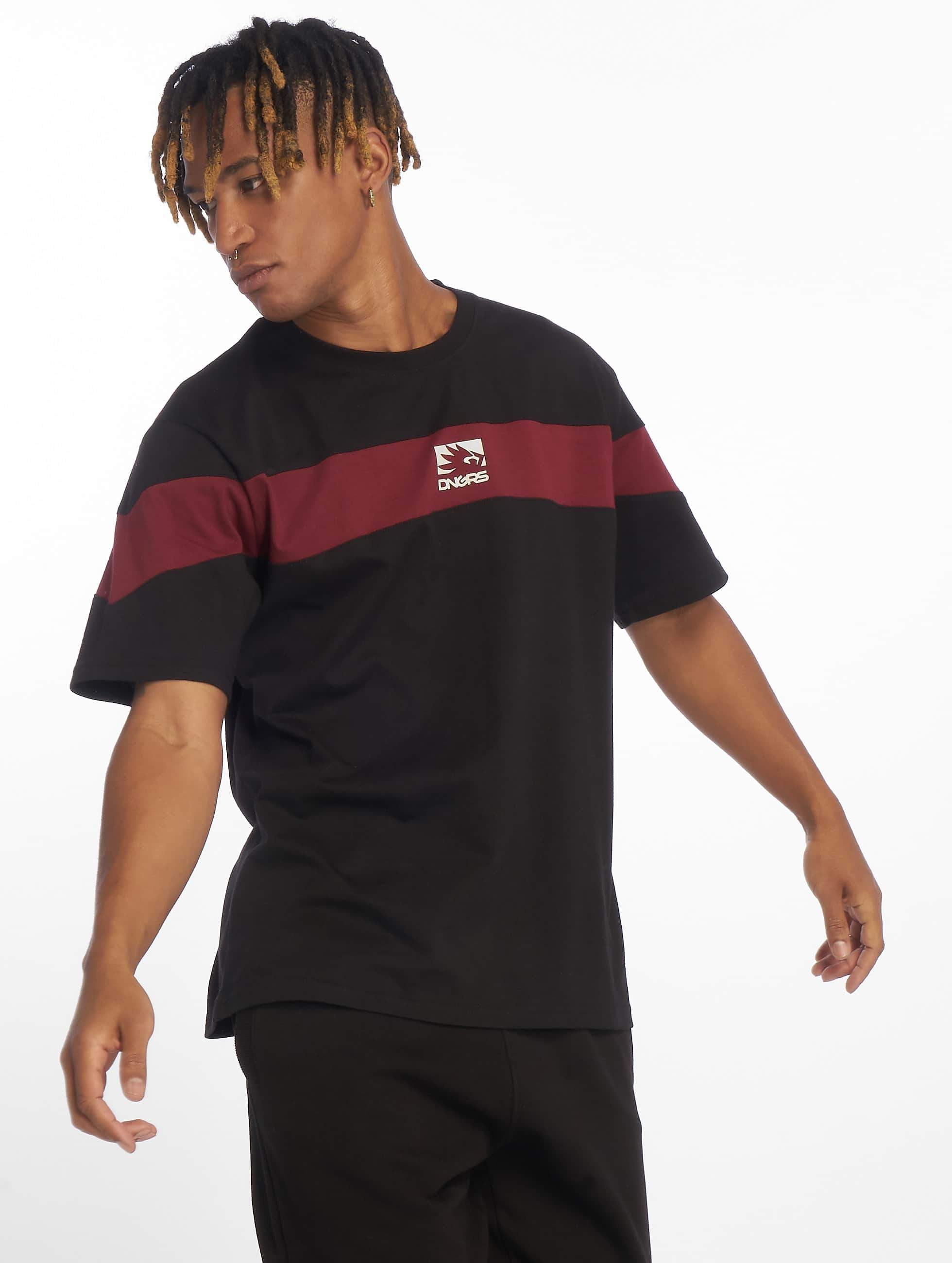 Dangerous DNGRS / T-Shirt Harmony in black S