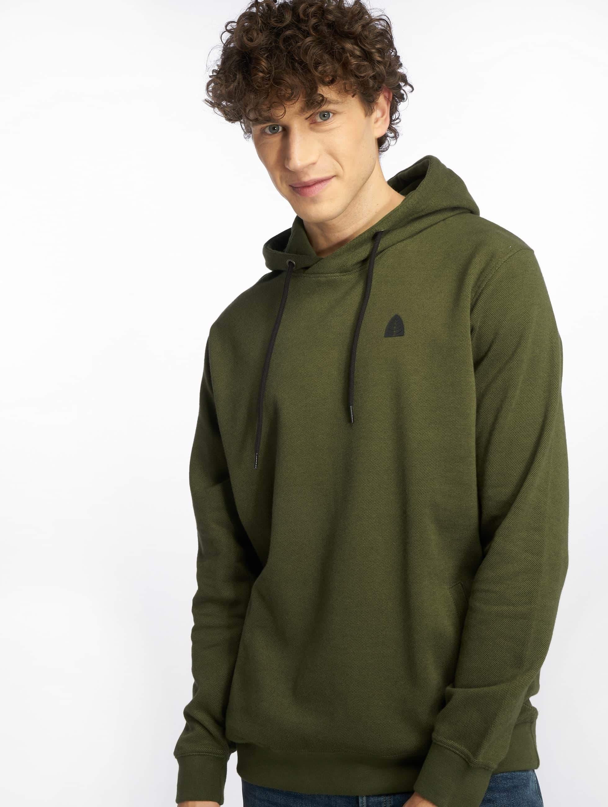 Just Rhyse / Hoodie Batallas in green XL
