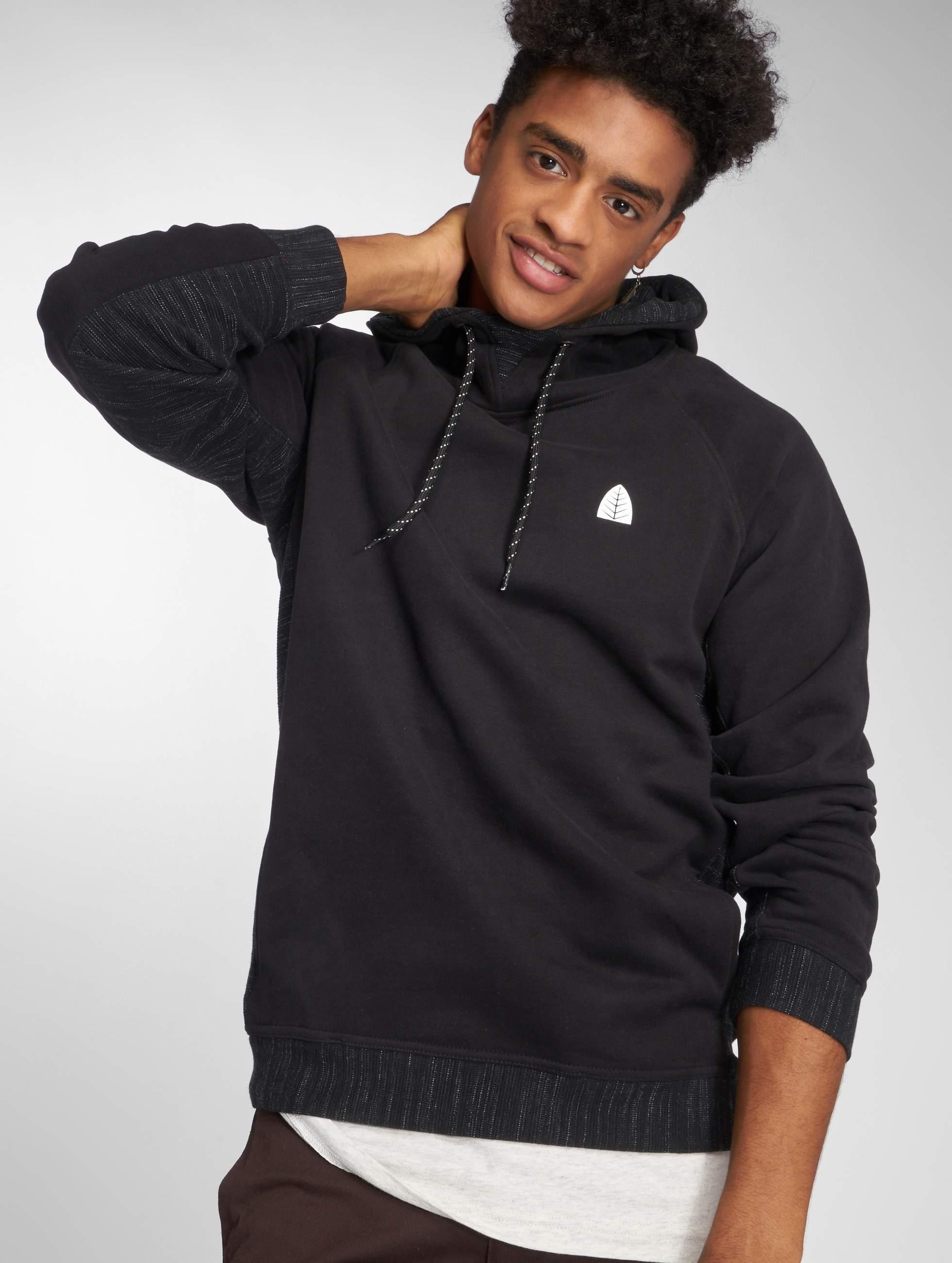 Just Rhyse / Hoodie Coroma in black XL
