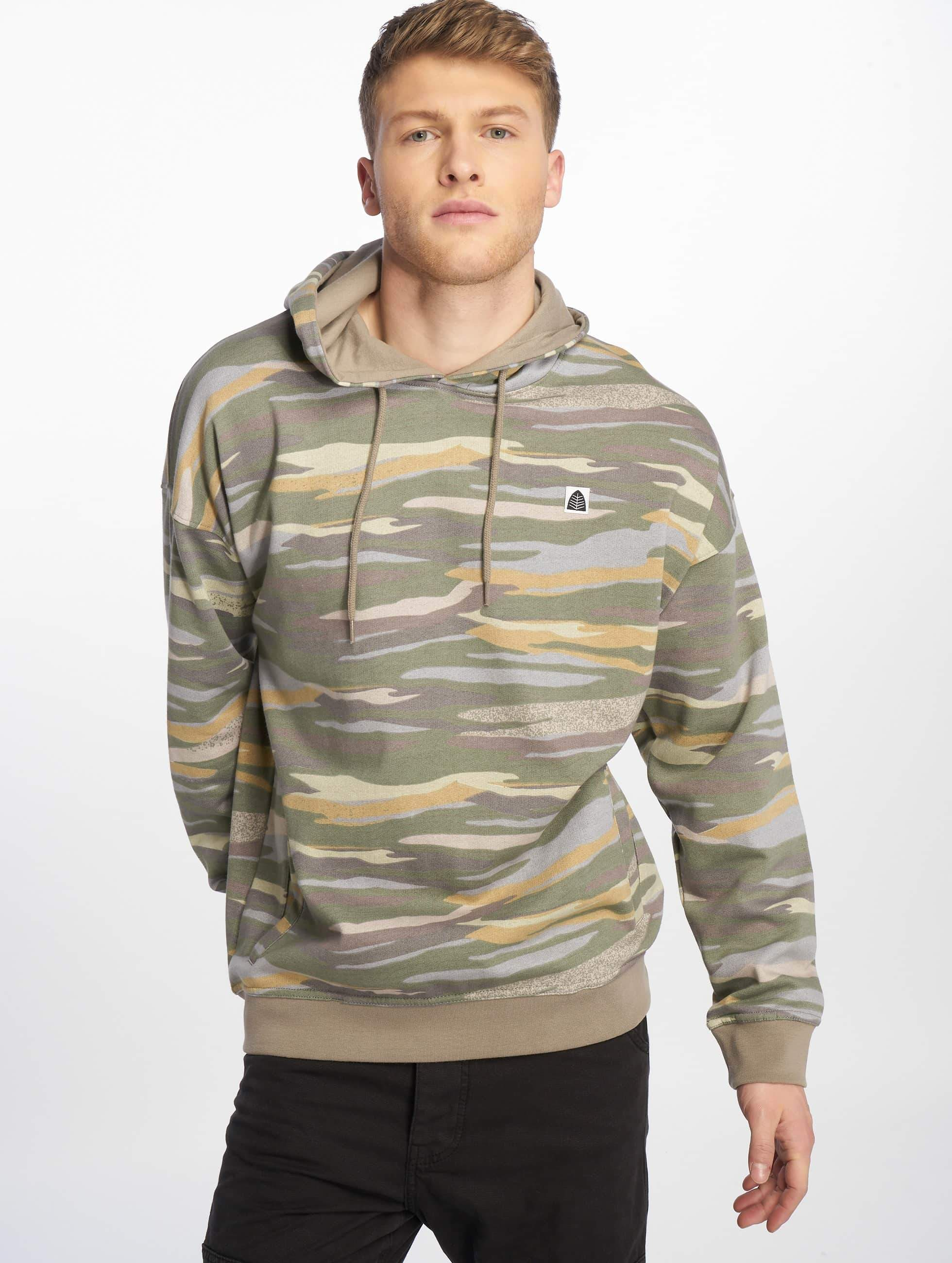 Just Rhyse / Hoodie Sucre in camouflage XL