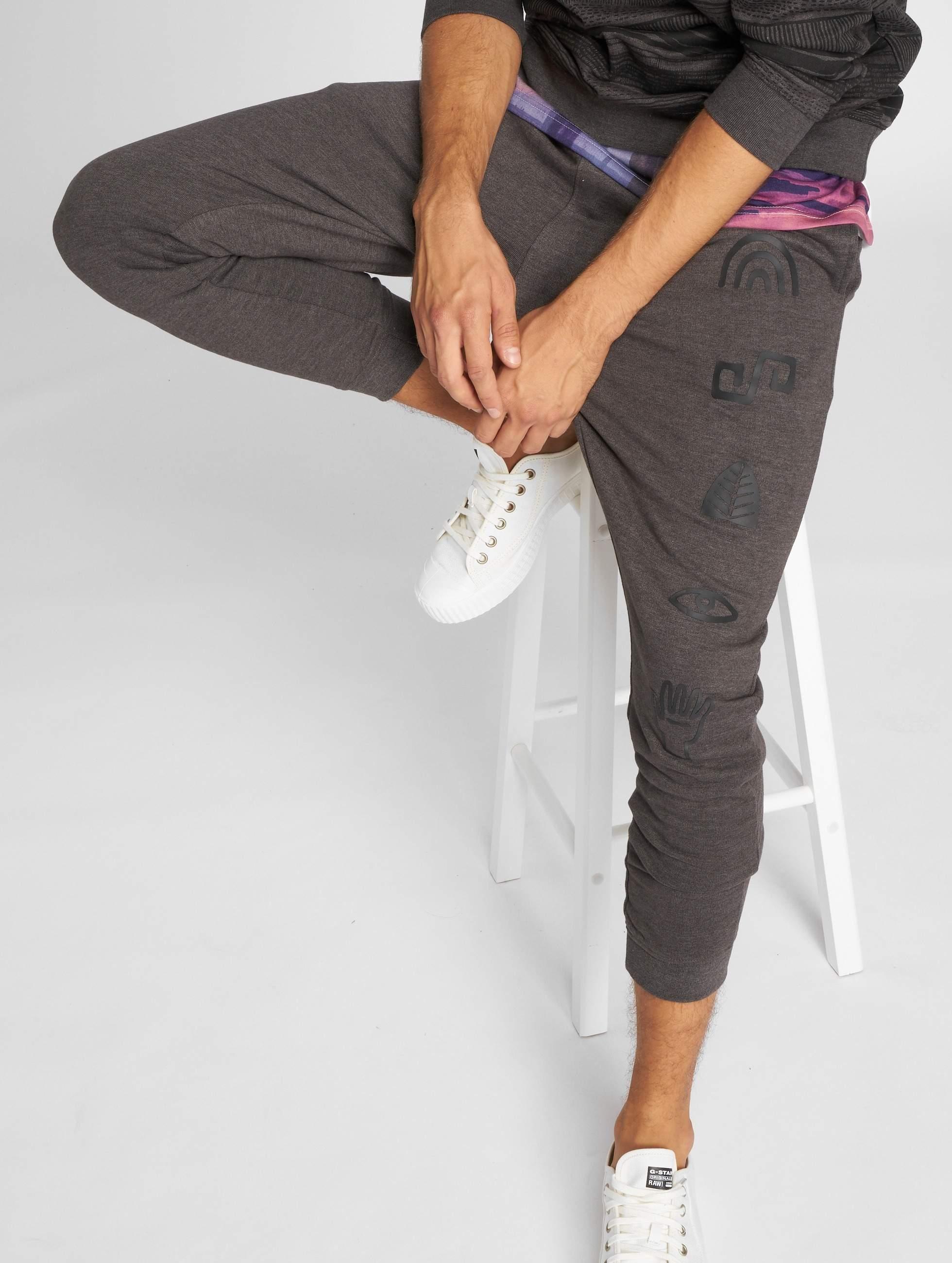 Just Rhyse / Sweat Pant Culpina in grey XL