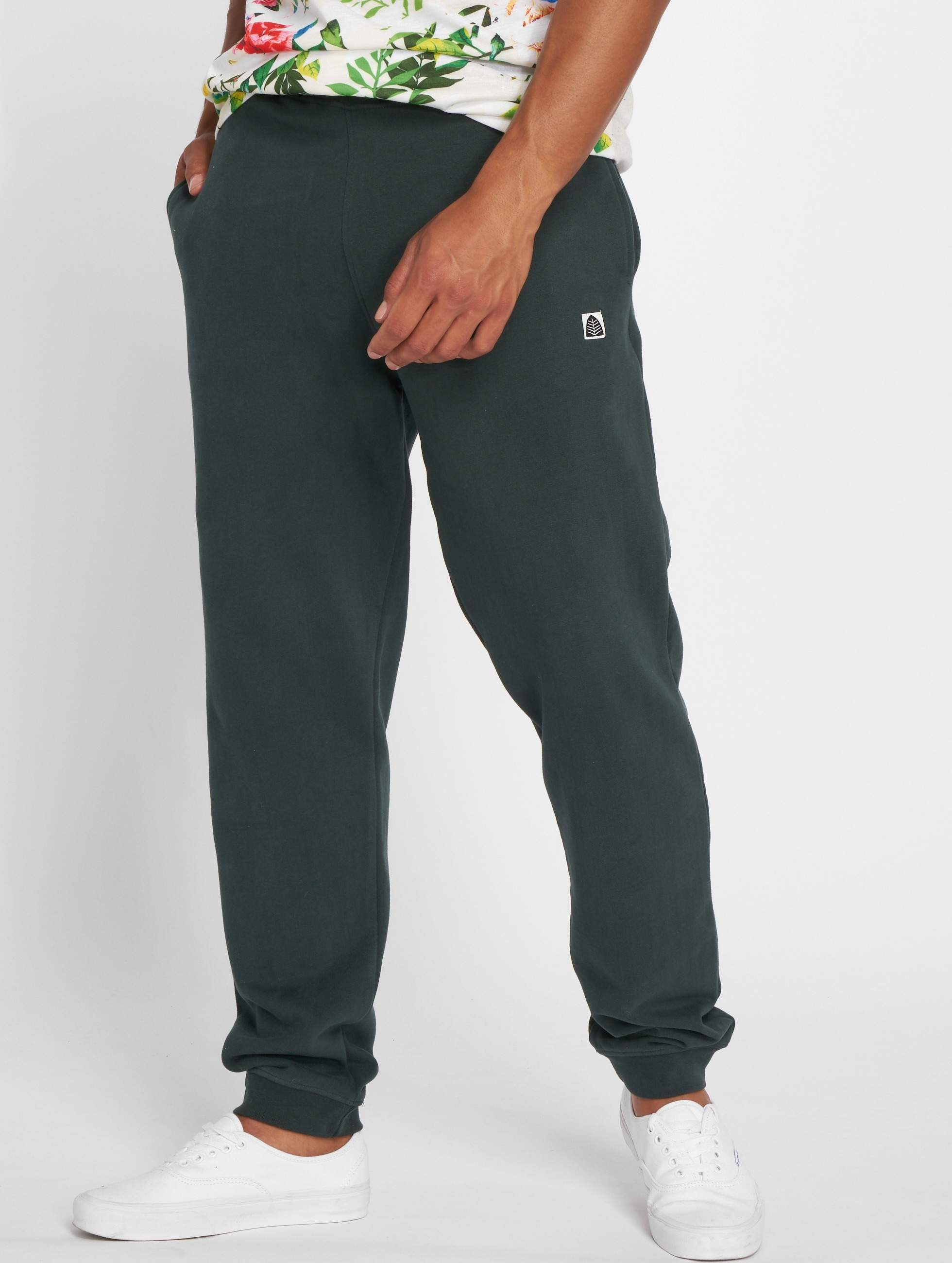 Just Rhyse / Sweat Pant Carrasco in green S