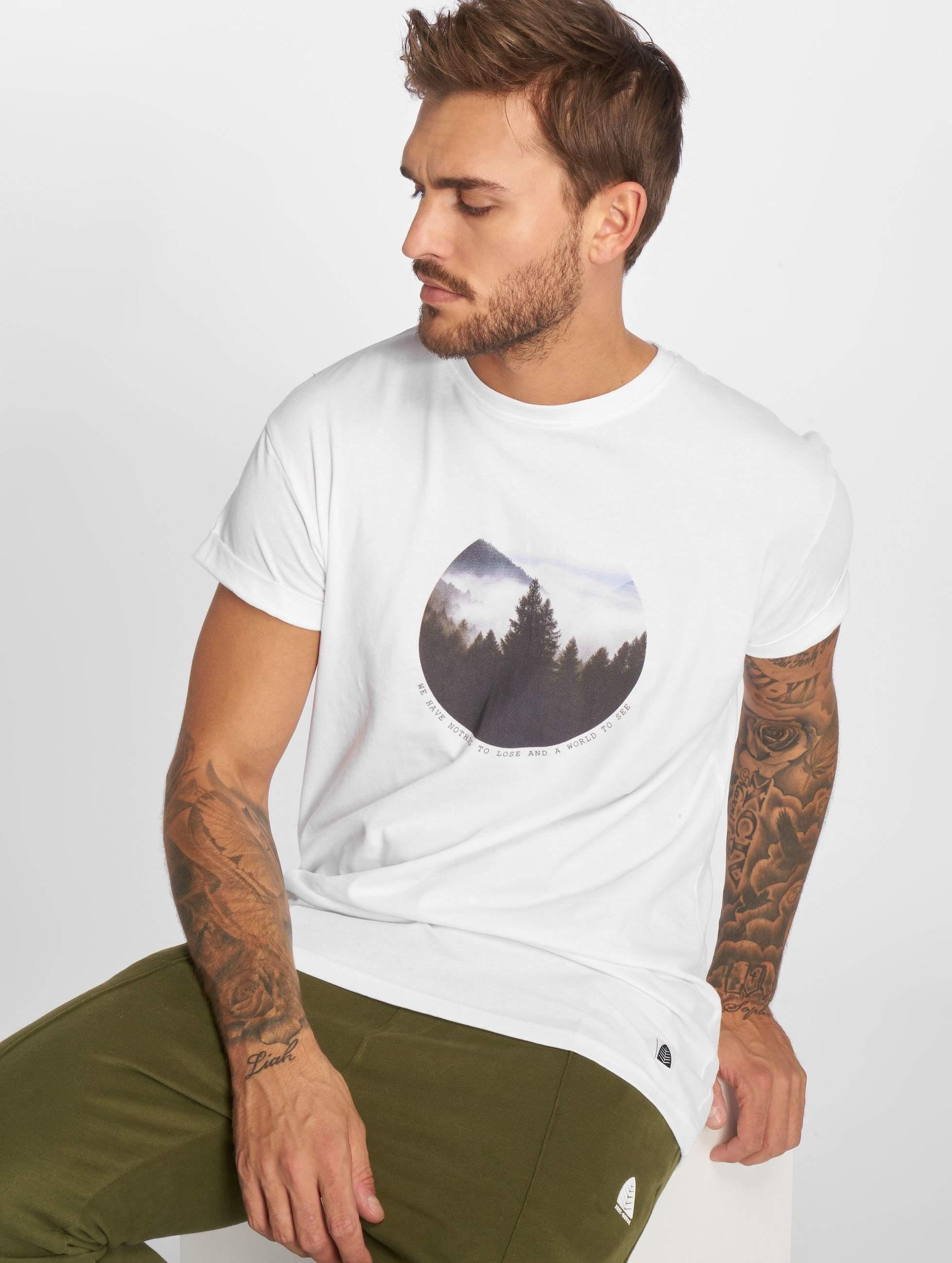 Just Rhyse / T-Shirt Amboro in white XL