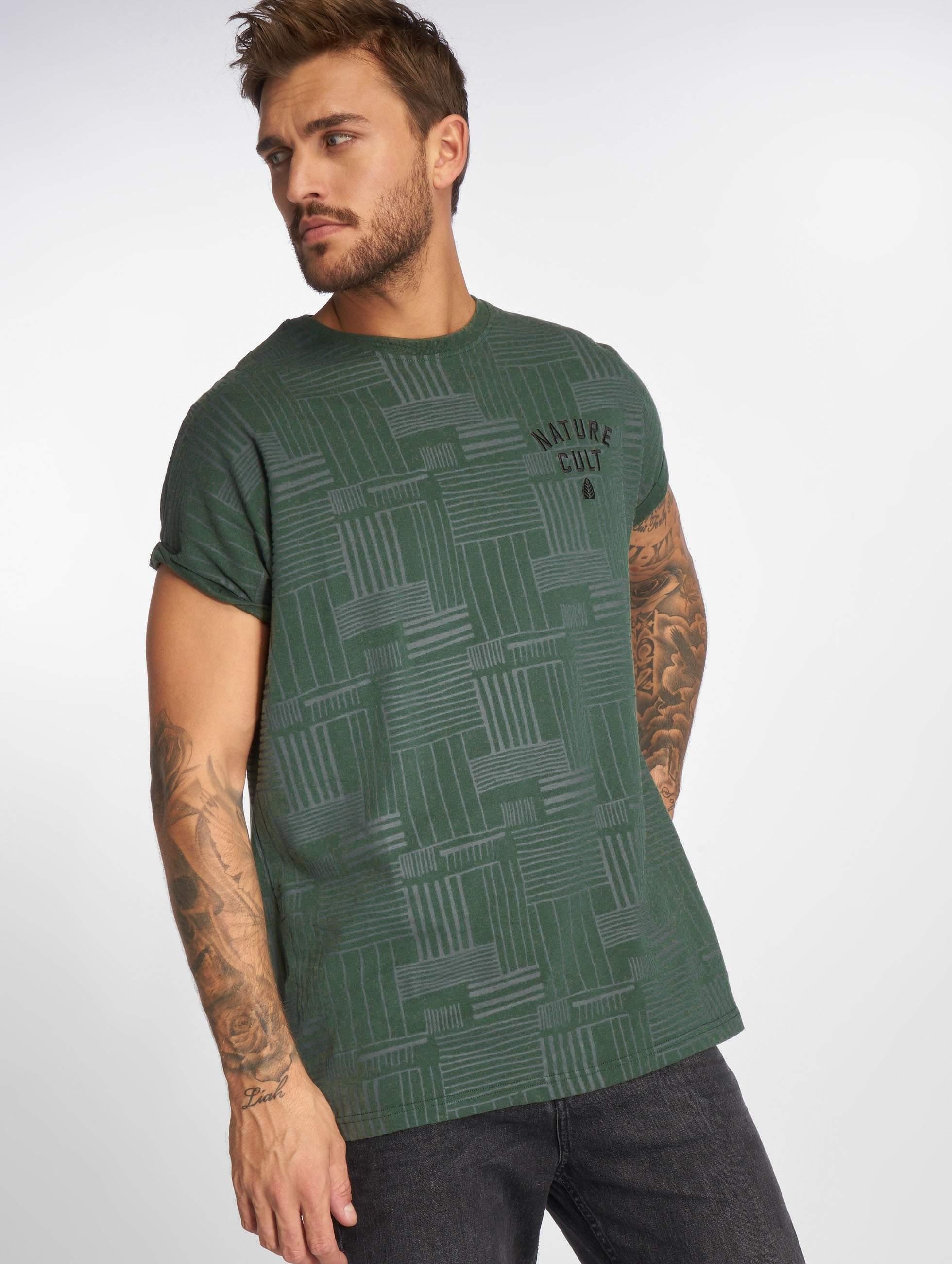 Just Rhyse / T-Shirt El Puente in green XL