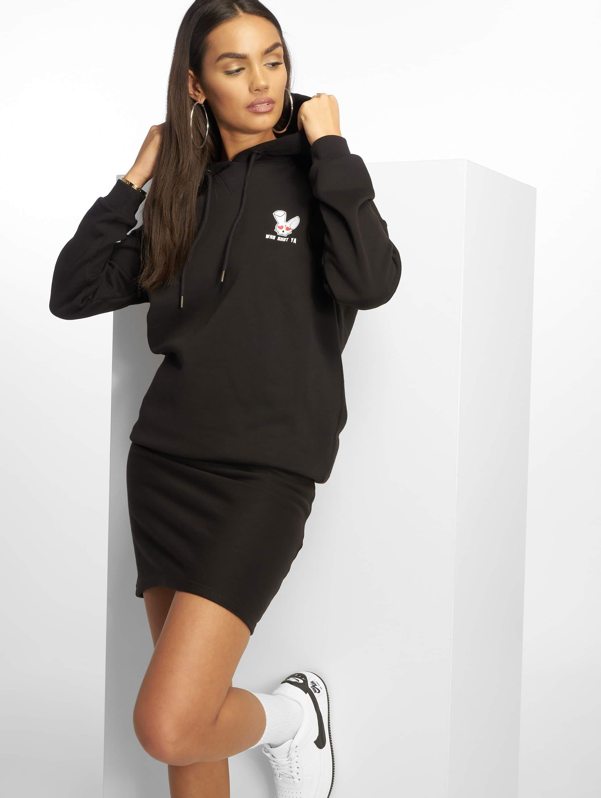 Who Shot Ya? / Dress Missy Menace in black L