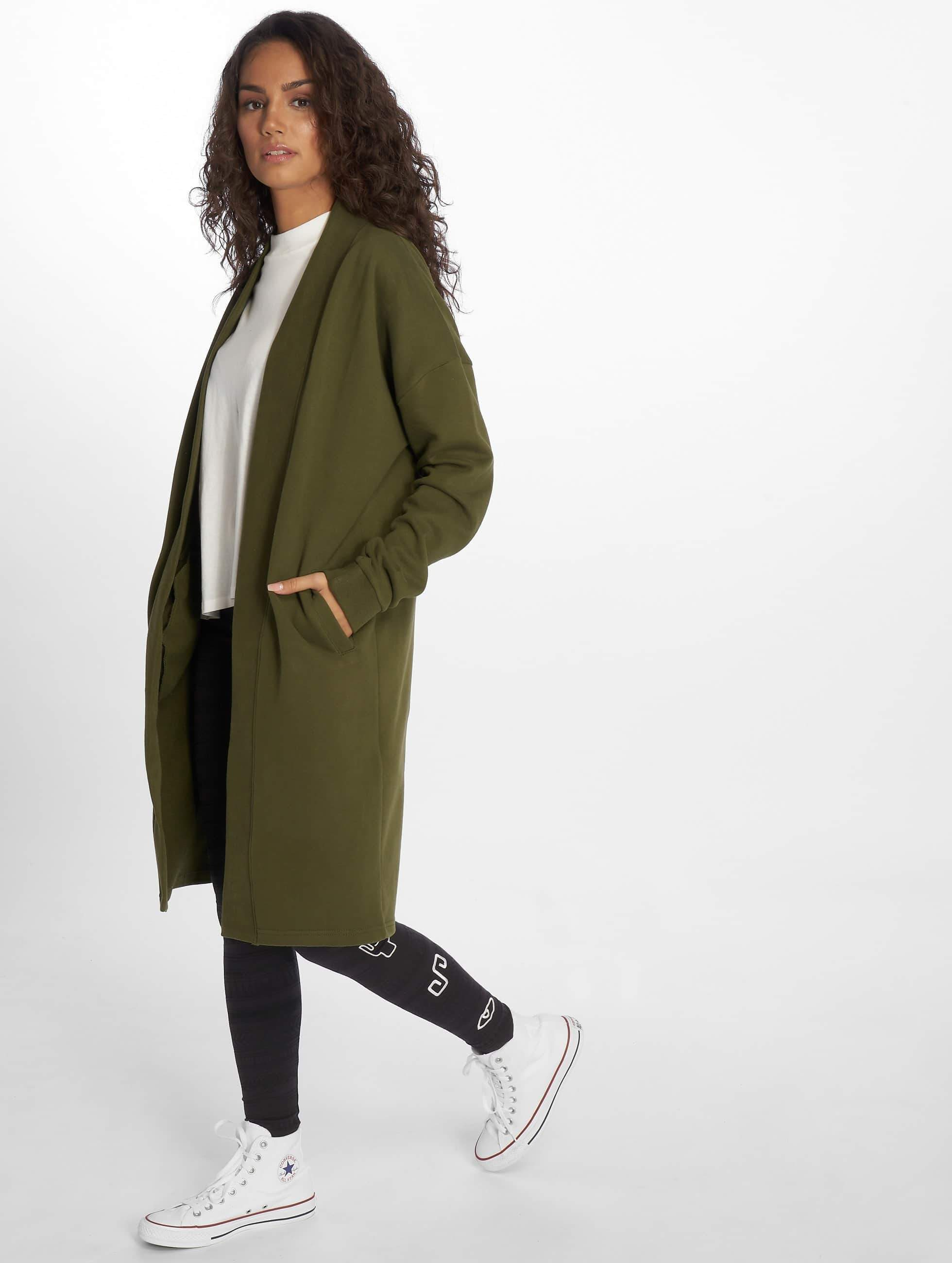 Just Rhyse / Cardigan La Rivera in olive XXS