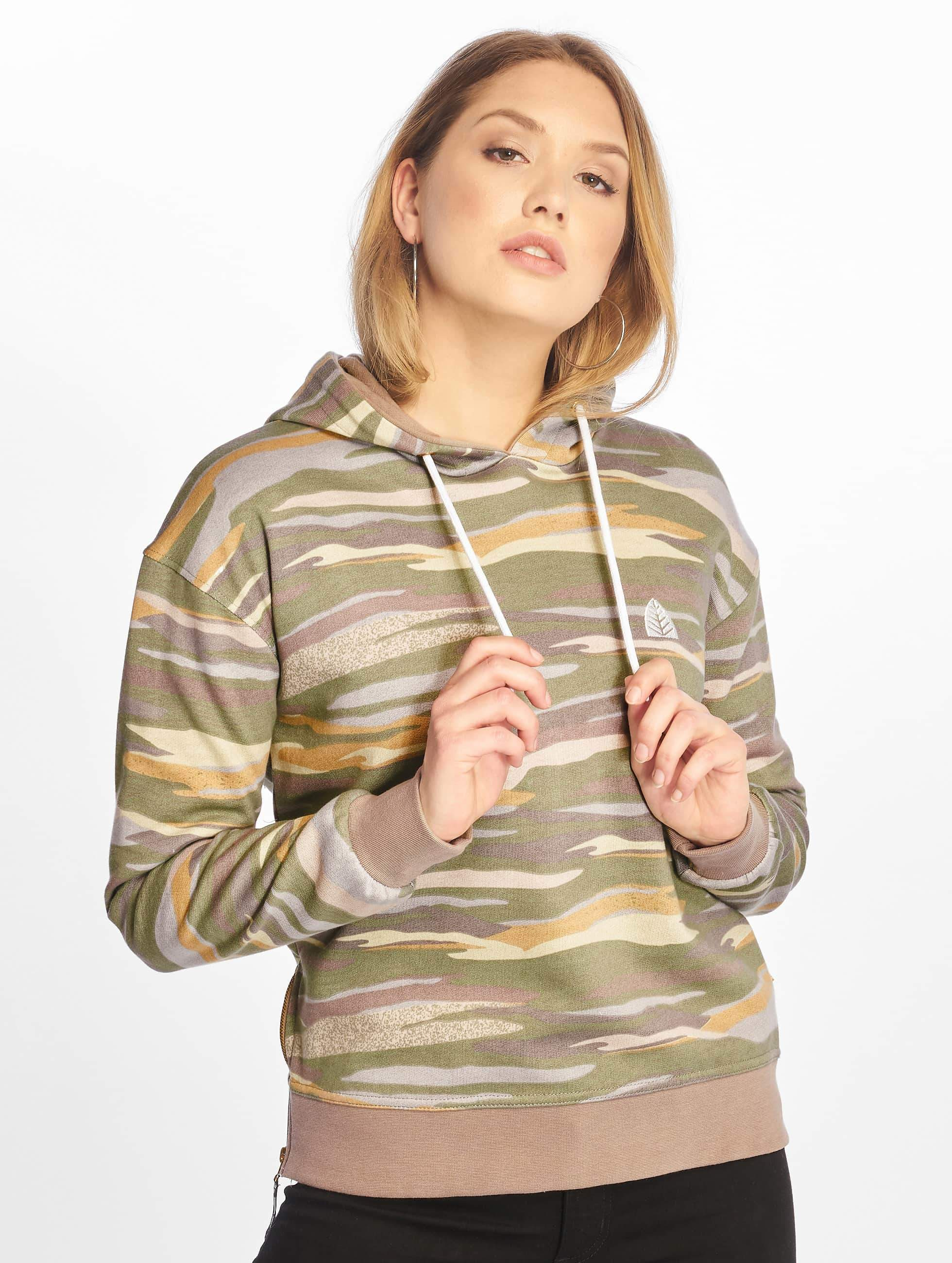 Just Rhyse / Hoodie Carangas in camouflage XS