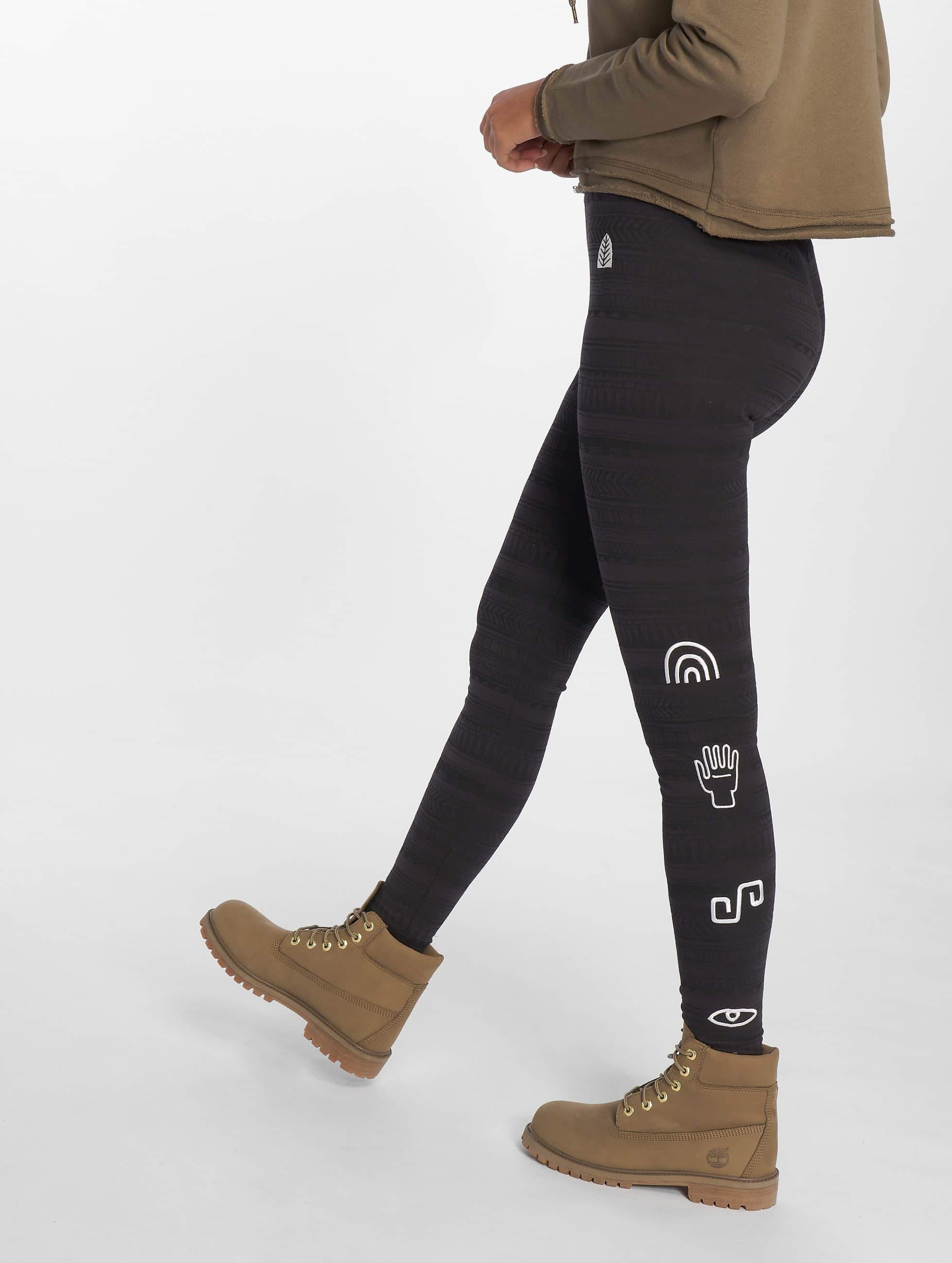 Just Rhyse / Legging/Tregging Mocomoco in black M