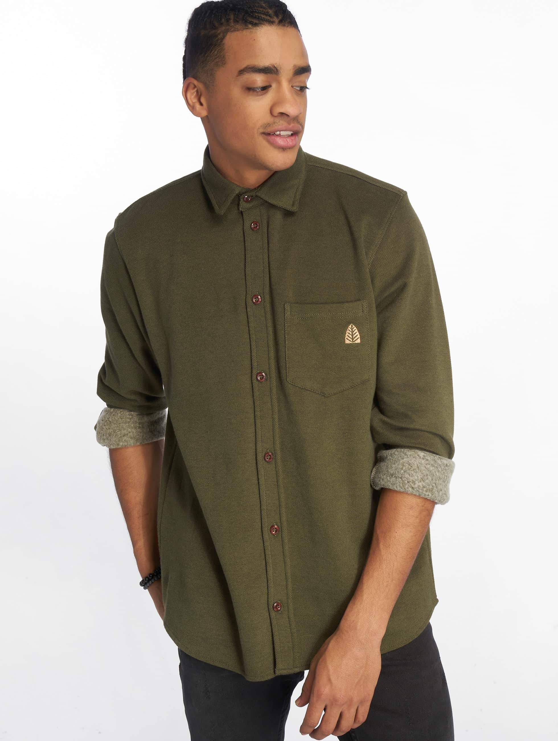 Just Rhyse / Shirt Camin in olive M