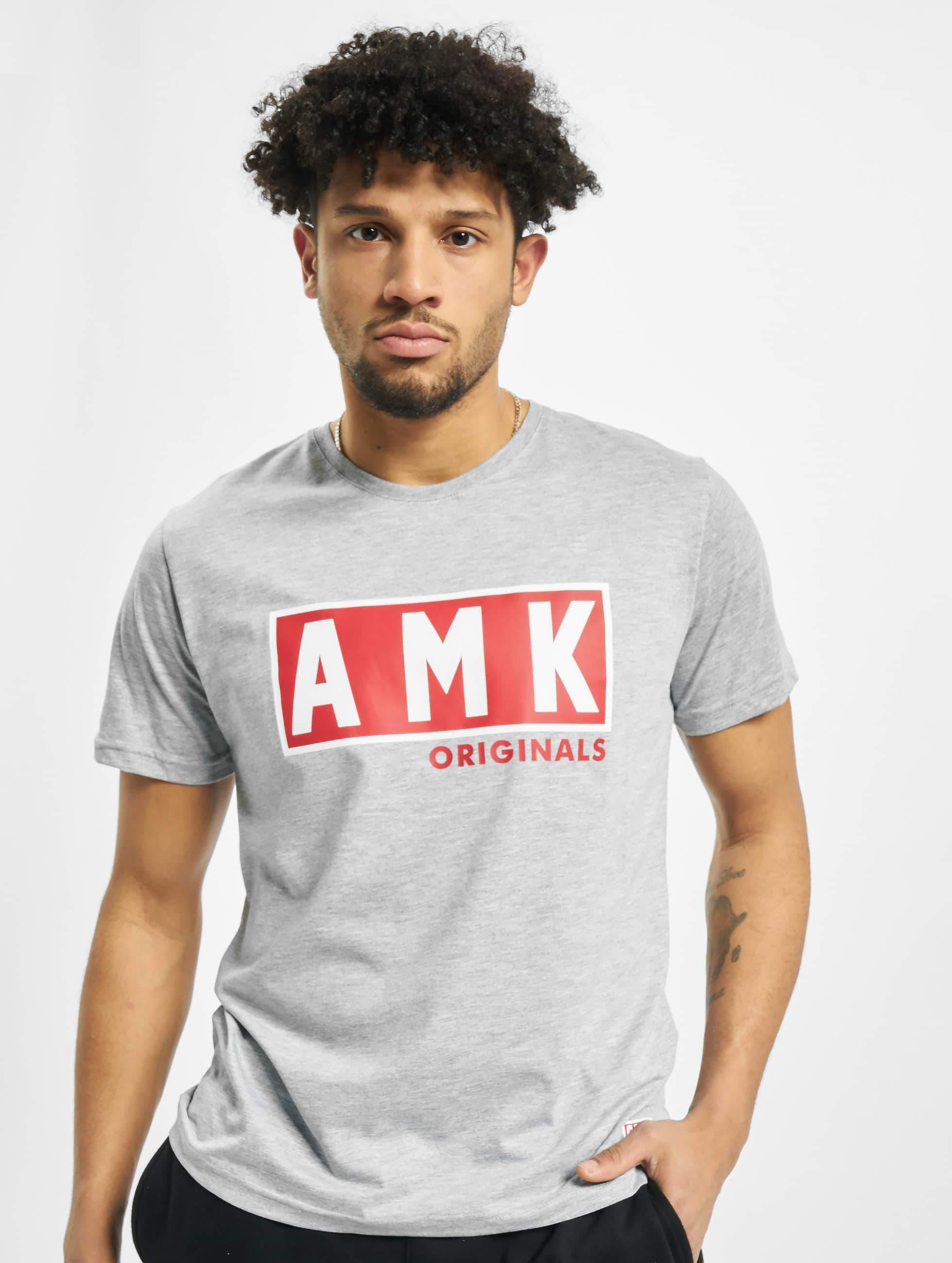 AMK | Original Classic gris Homme T-Shirt