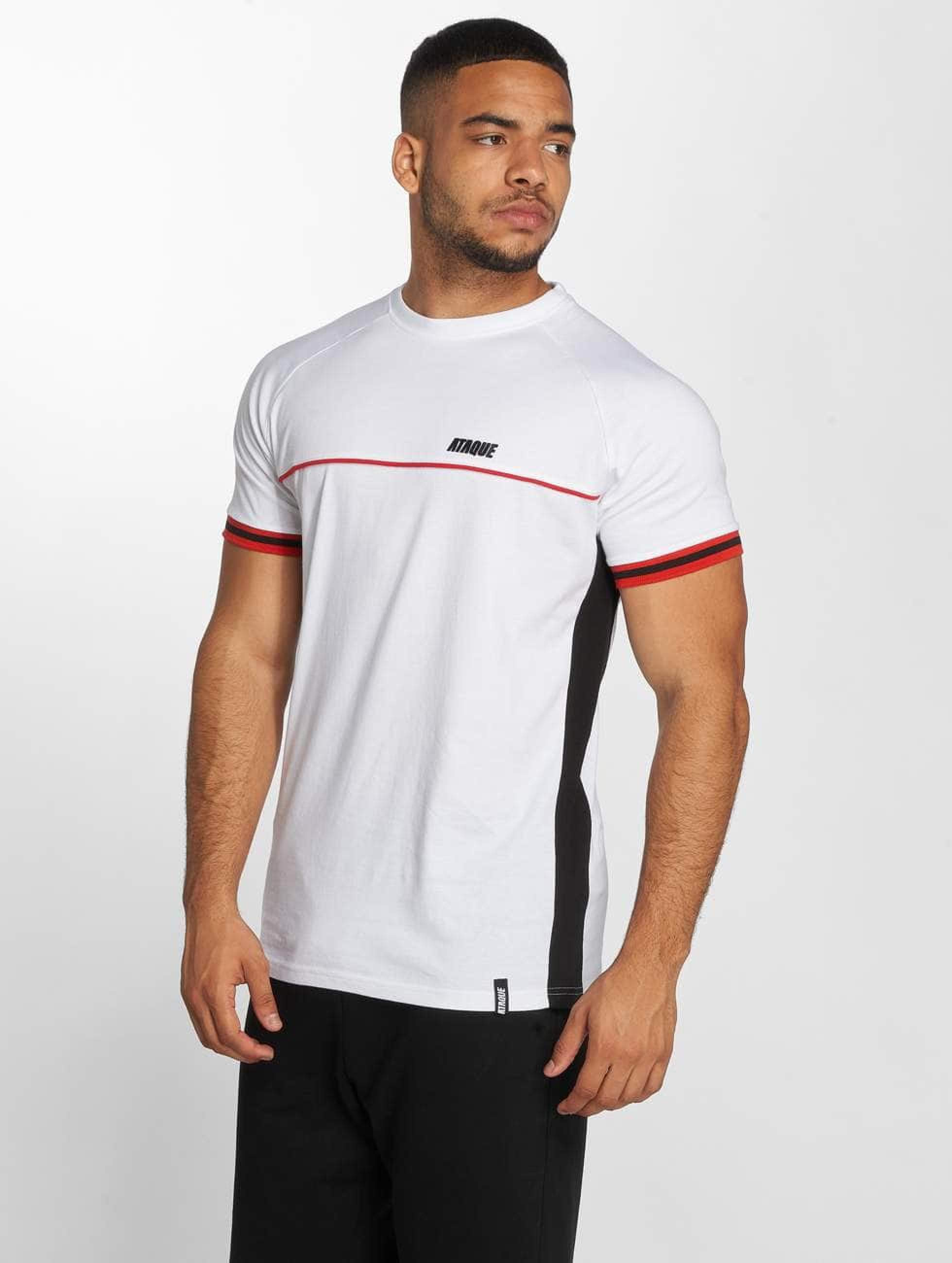 Ataque / T-Shirt Baza in white 3XL