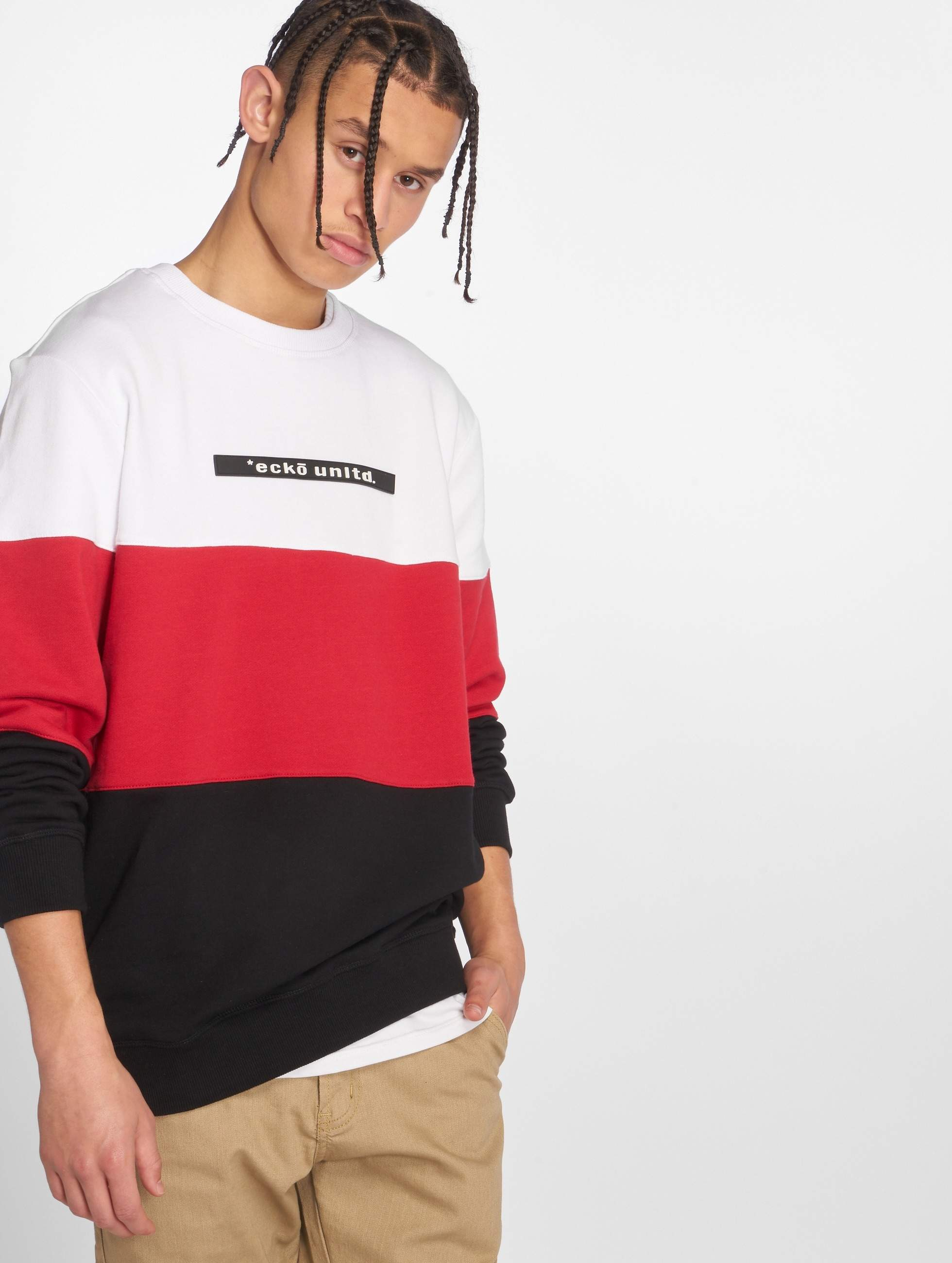 Ecko Unltd. / Jumper North Redondo in red L
