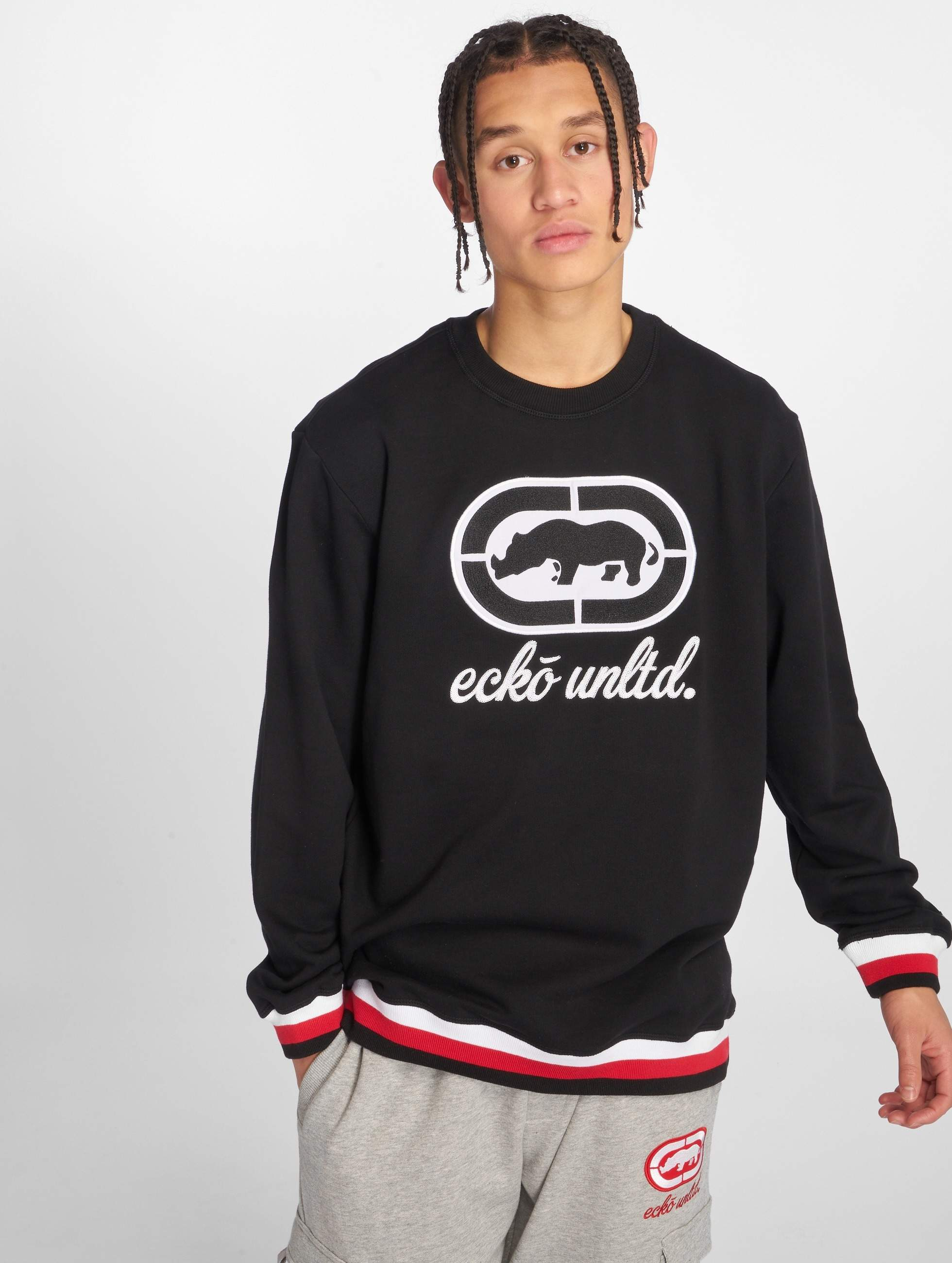 Ecko Unltd. / Jumper Oliver Way in black L