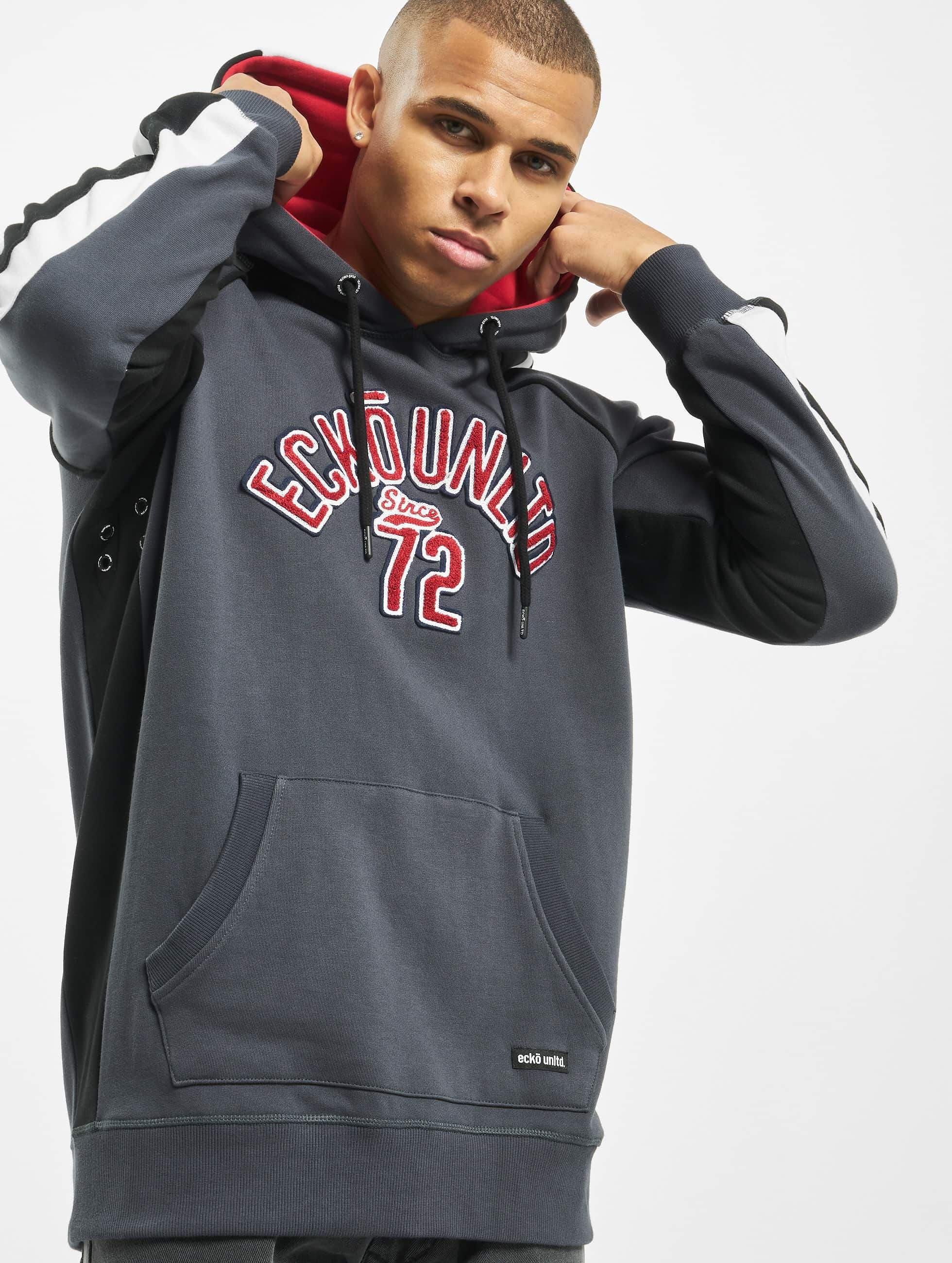 Ecko Unltd. / Hoodie North Redondo in grey M