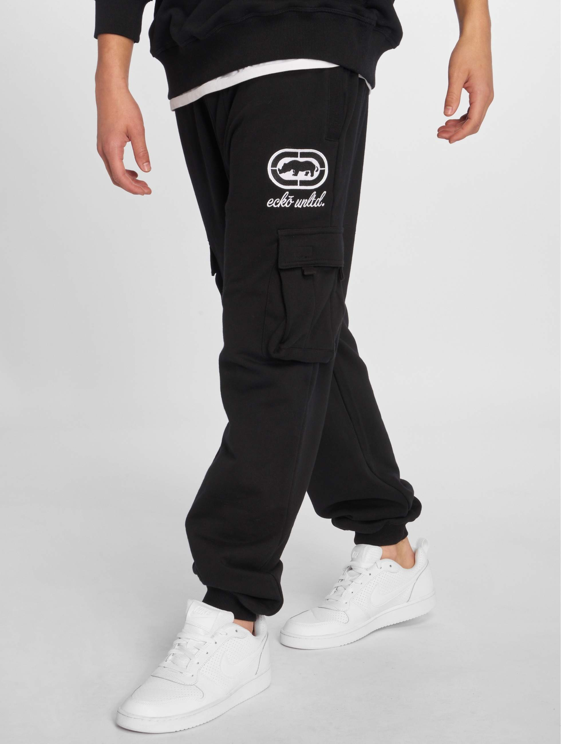 Ecko Unltd. / Sweat Pant Oliver Way in black S