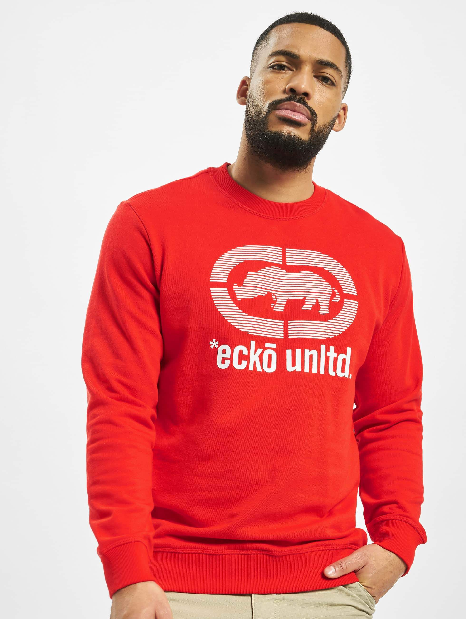 Ecko Unltd. / Jumper West Buddy in red 3XL