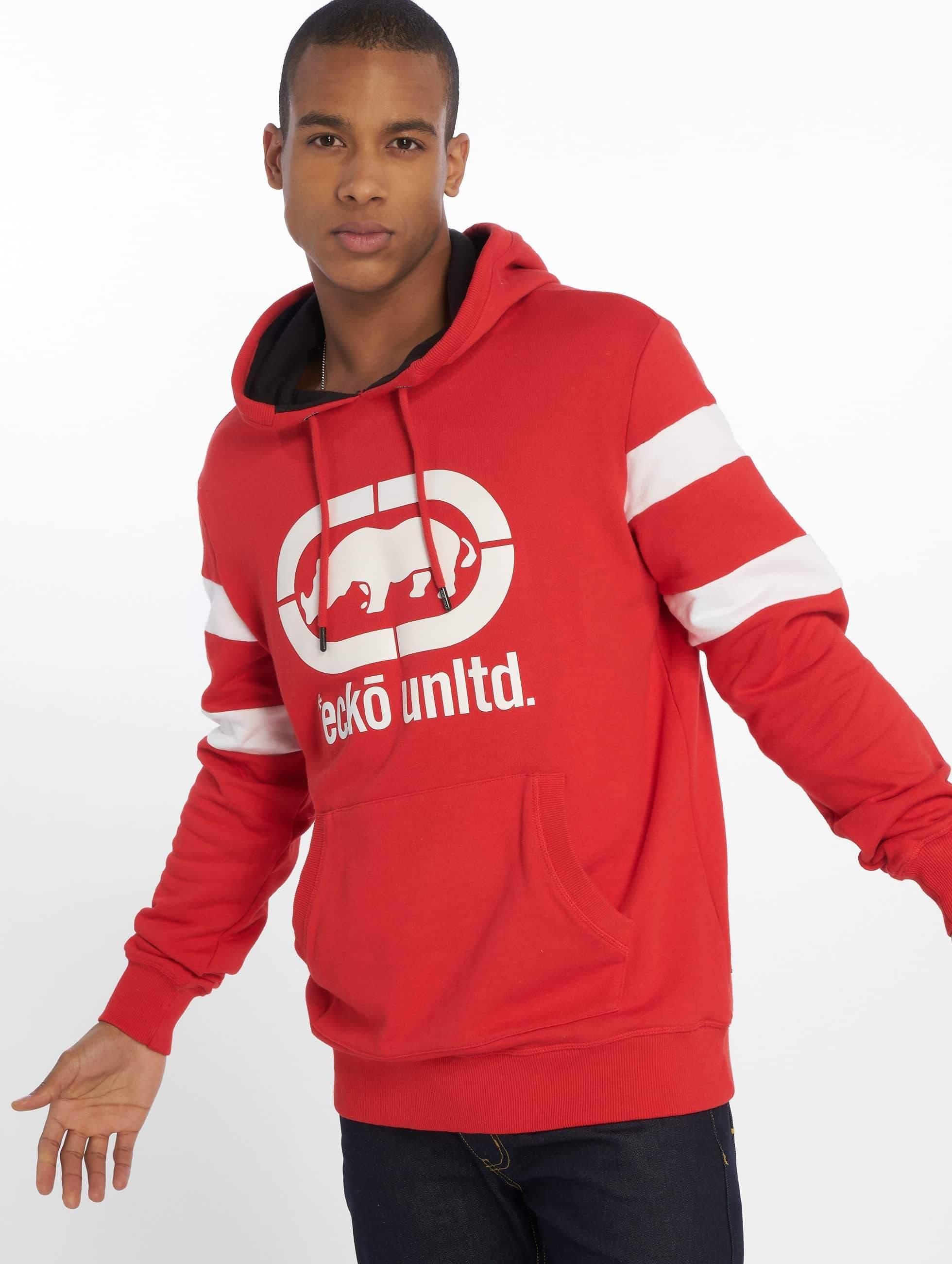 Ecko Unltd. / Hoodie Clovis in red XL